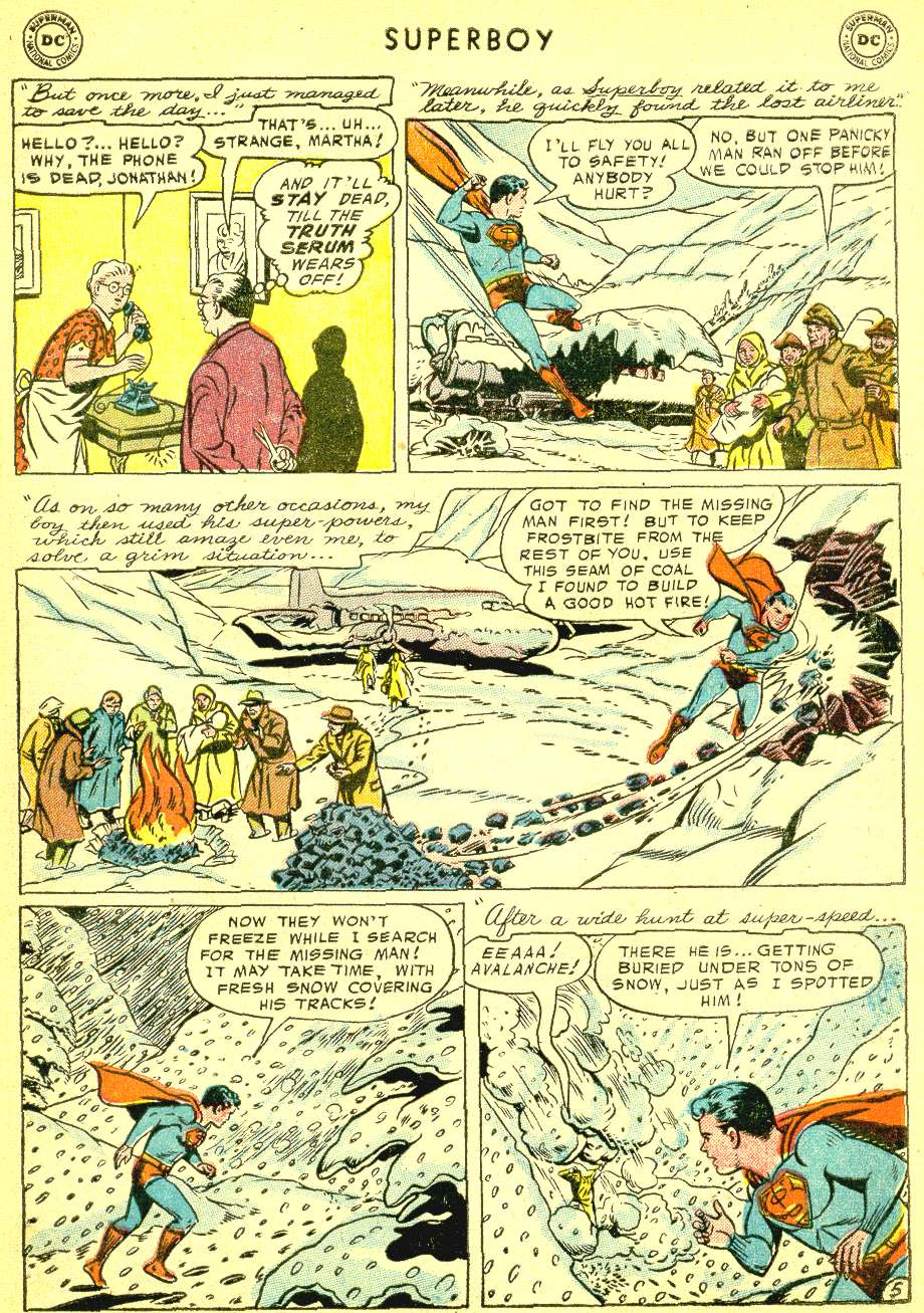 Superboy (1949) issue 41 - Page 26