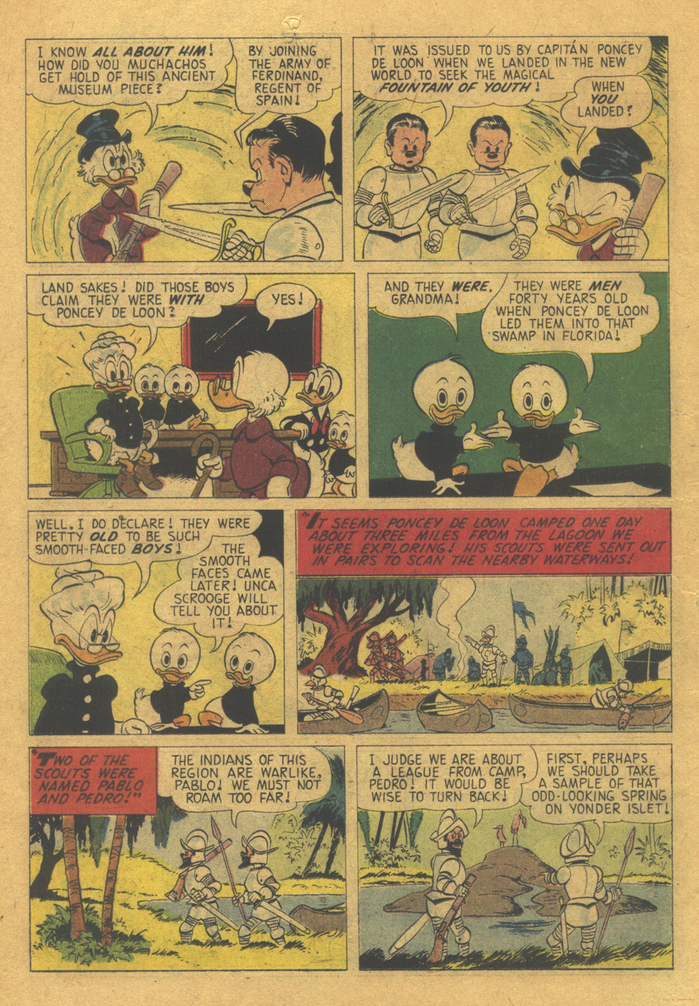 Read online Uncle Scrooge (1953) comic -  Issue #32 - 14