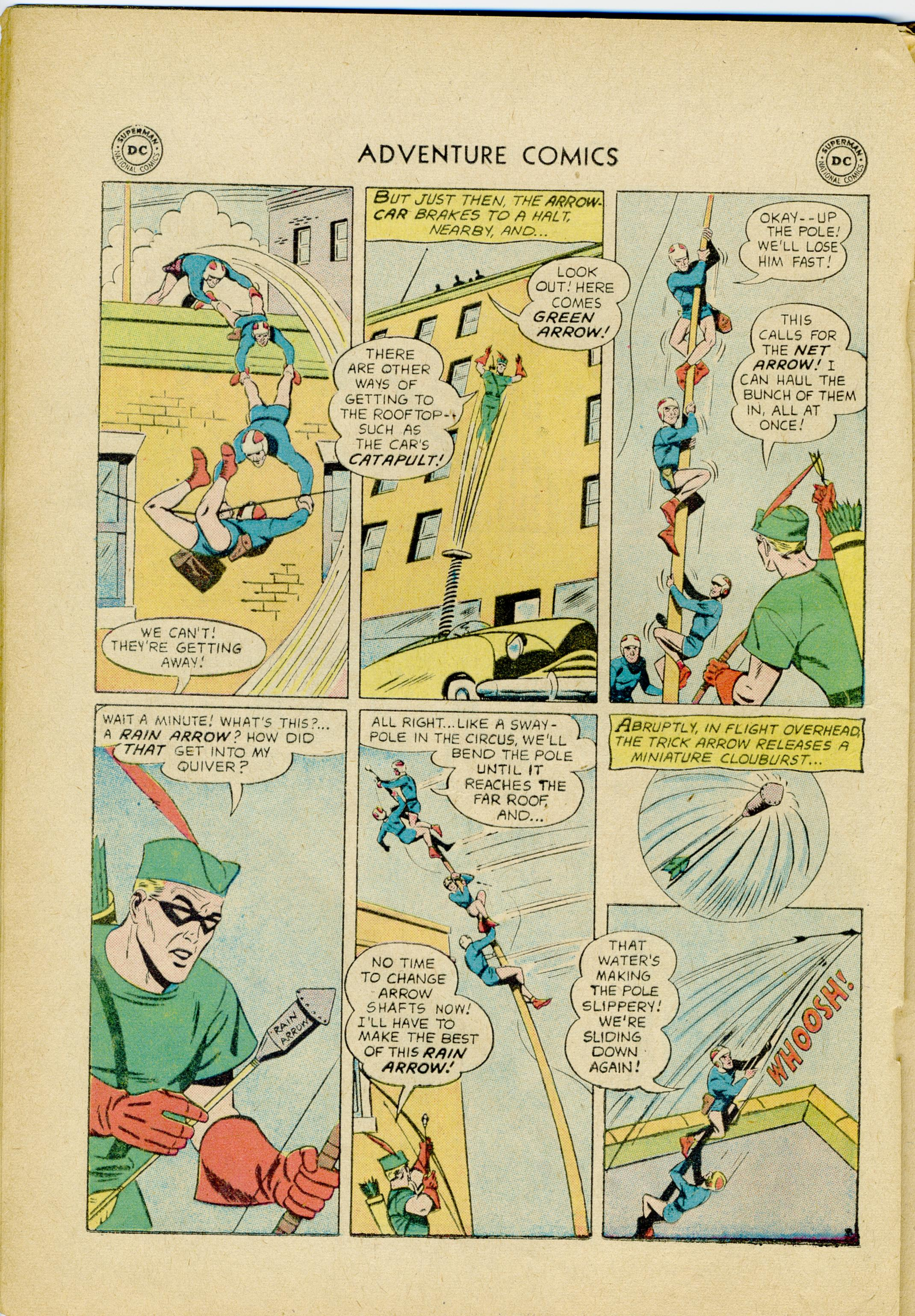 Read online Adventure Comics (1938) comic -  Issue #245 - 20