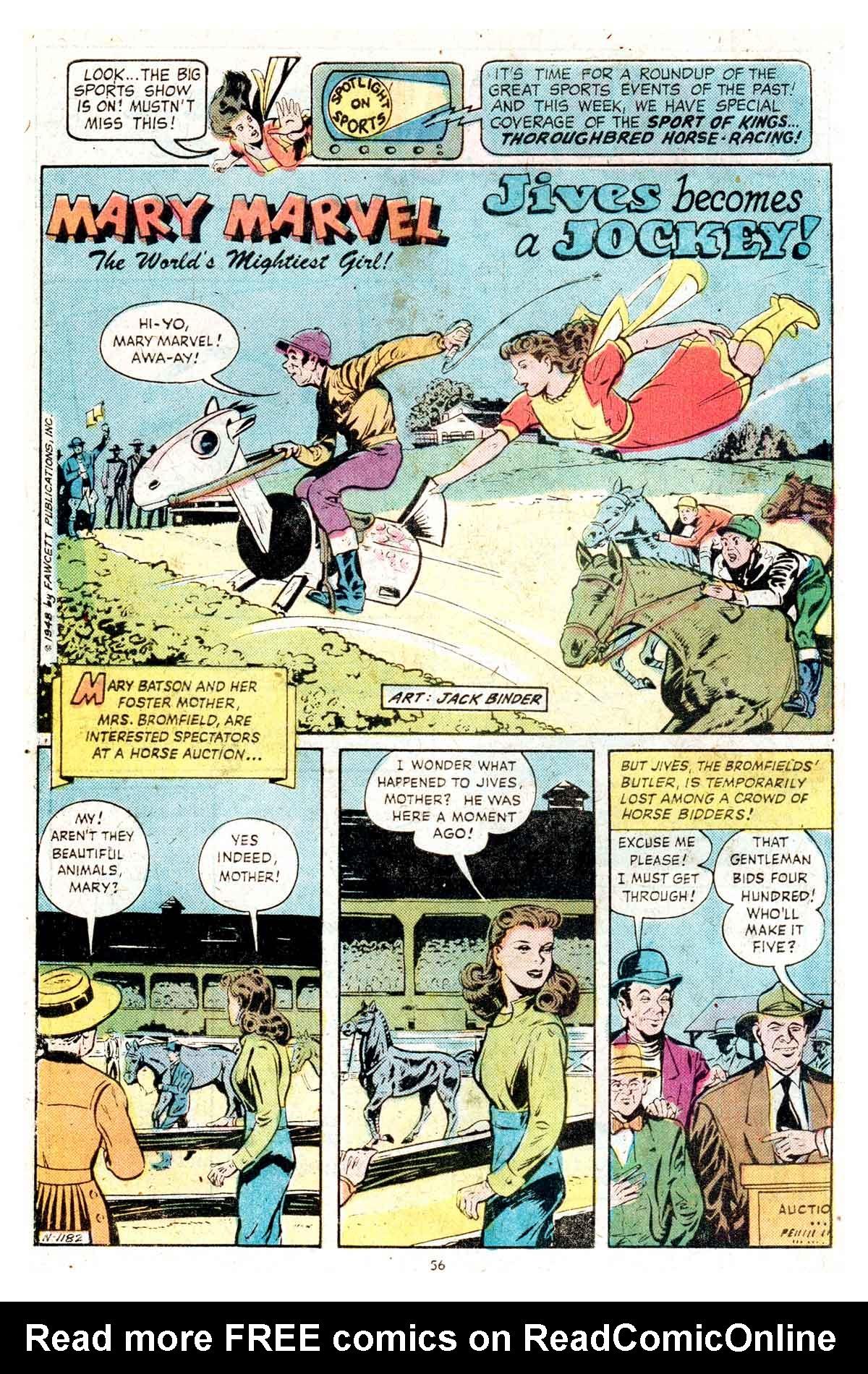 Read online Shazam! (1973) comic -  Issue #17 - 56