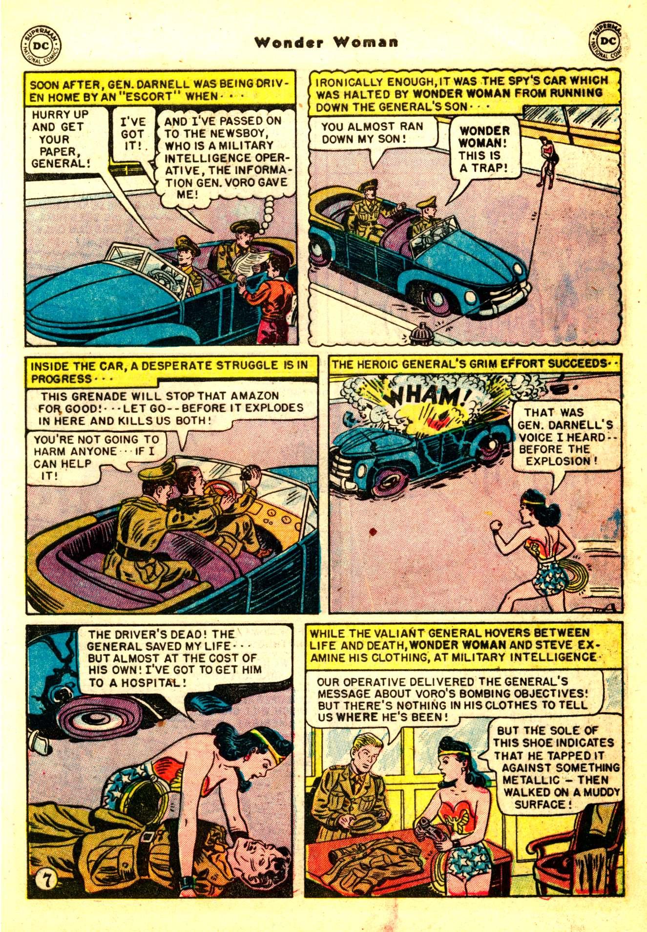 Read online Wonder Woman (1942) comic -  Issue #50 - 9