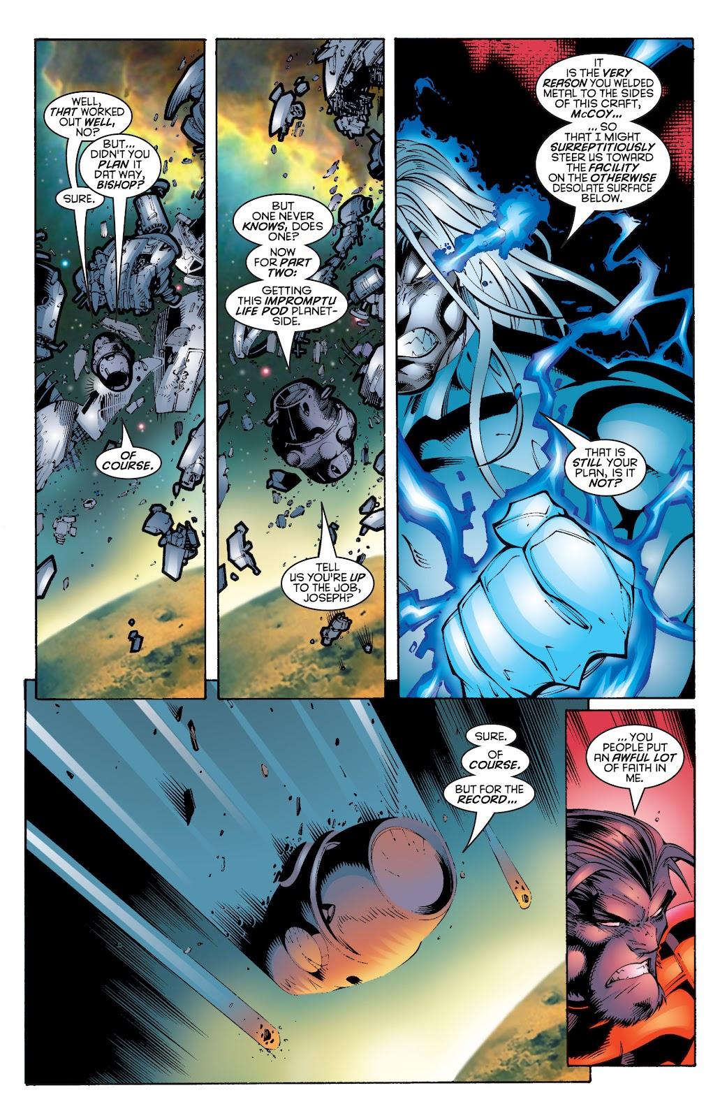 Uncanny X-Men (1963) issue 343 - Page 21