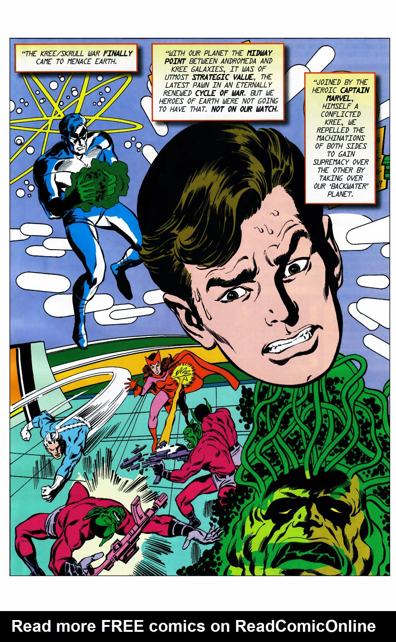 Read online Secret Invasion Saga comic -  Issue # Full - 13