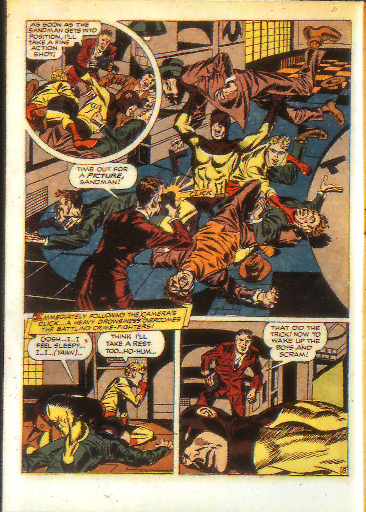 Read online Adventure Comics (1938) comic -  Issue #90 - 10