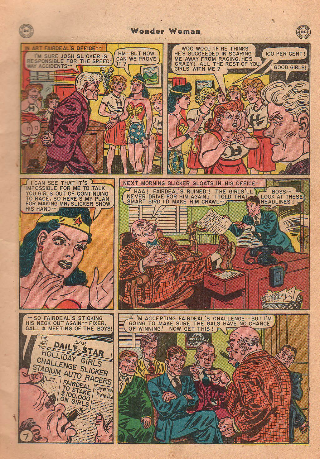 Read online Wonder Woman (1942) comic -  Issue #42 - 10