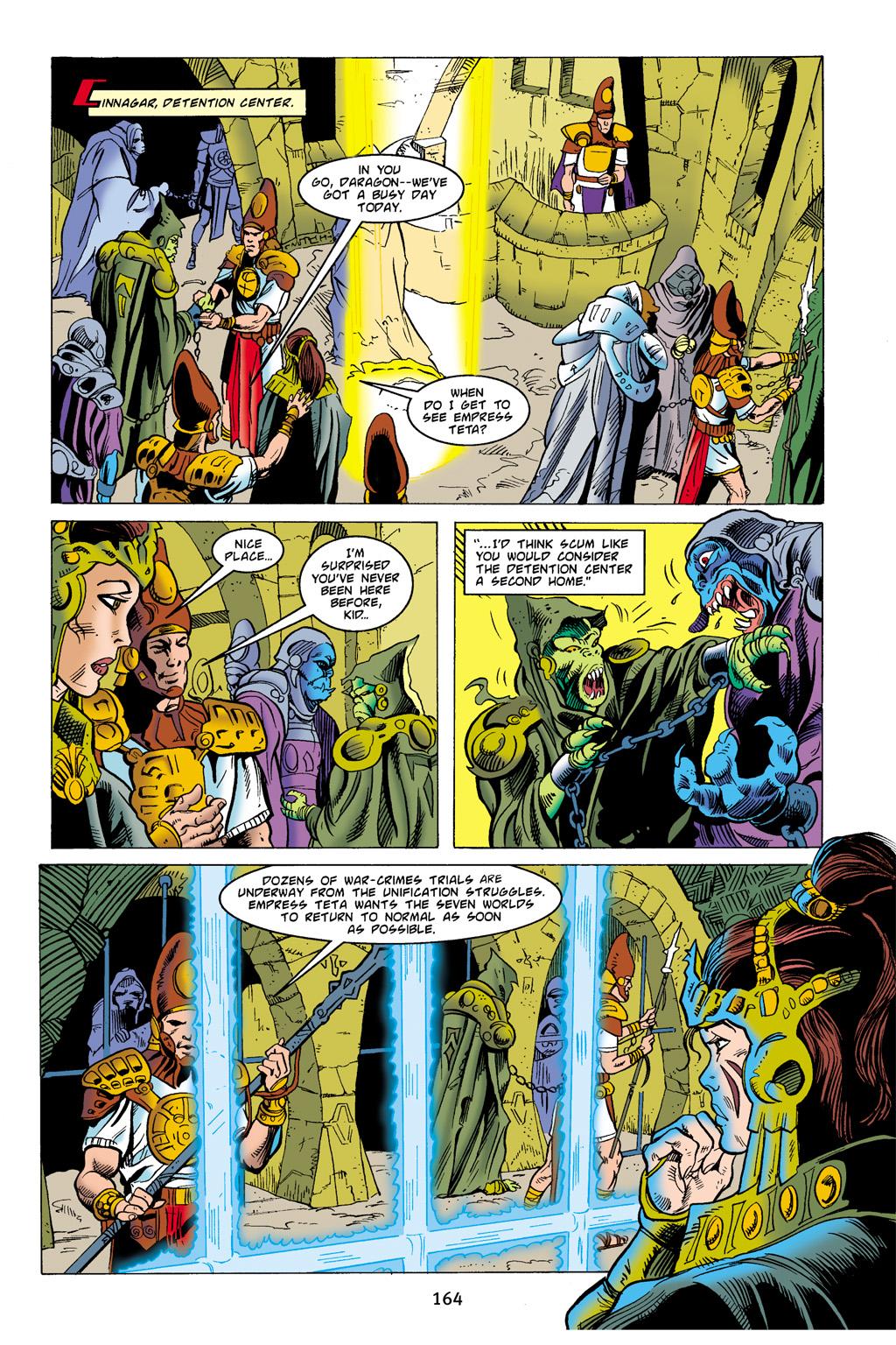 Read online Star Wars Omnibus comic -  Issue # Vol. 4 - 159