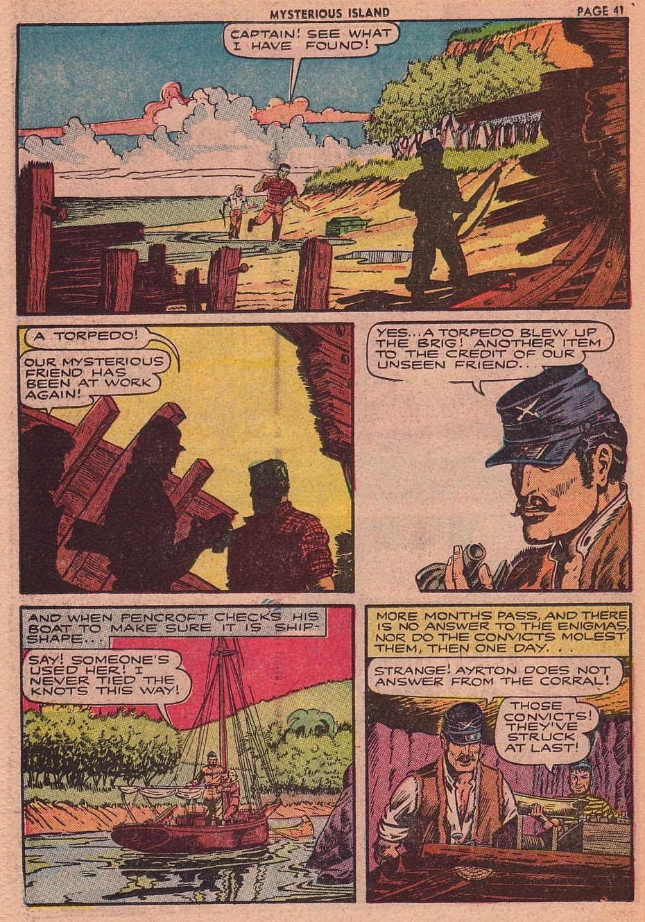 Classics Illustrated issue 34 - Page 38
