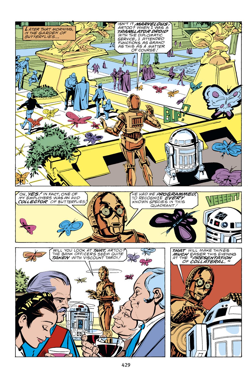 Read online Star Wars Omnibus comic -  Issue # Vol. 14 - 423