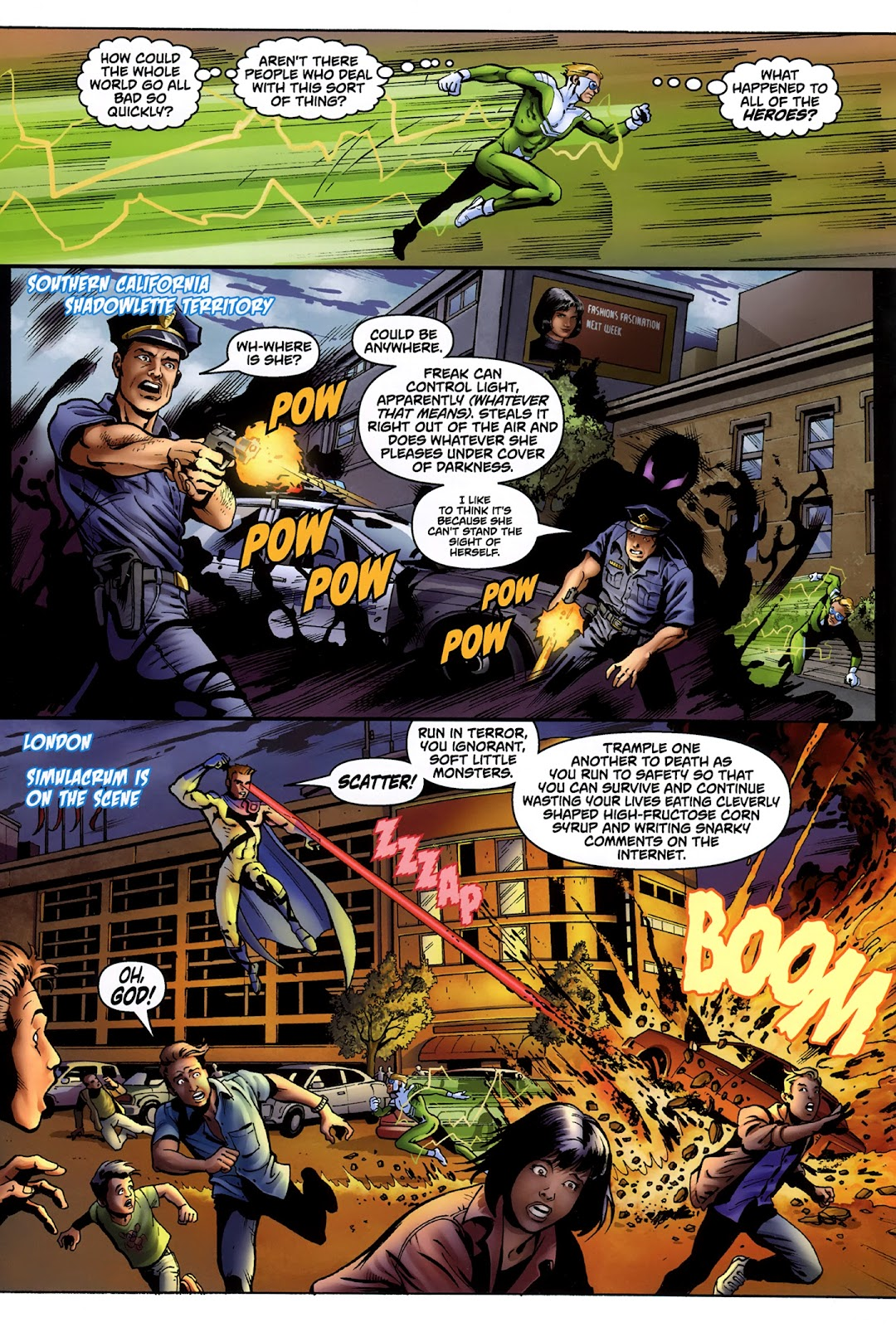Read online Electric Youth comic -  Issue # Full - 14