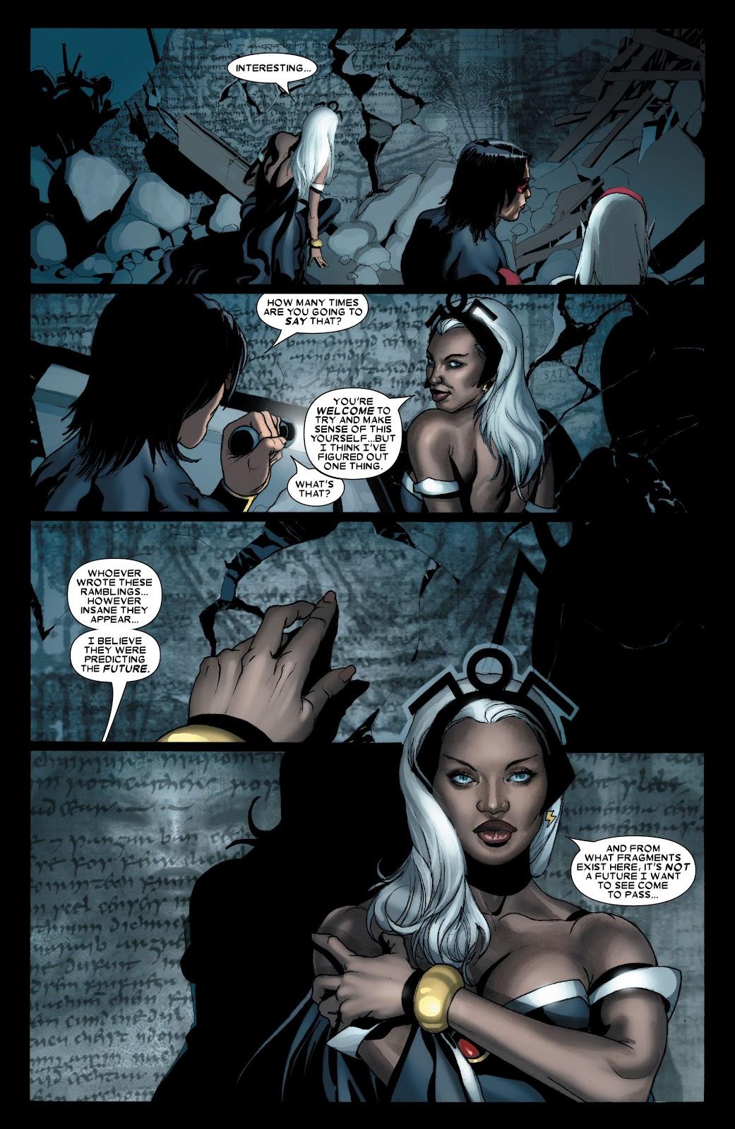 Uncanny X-Men (1963) issue 488 - Page 17