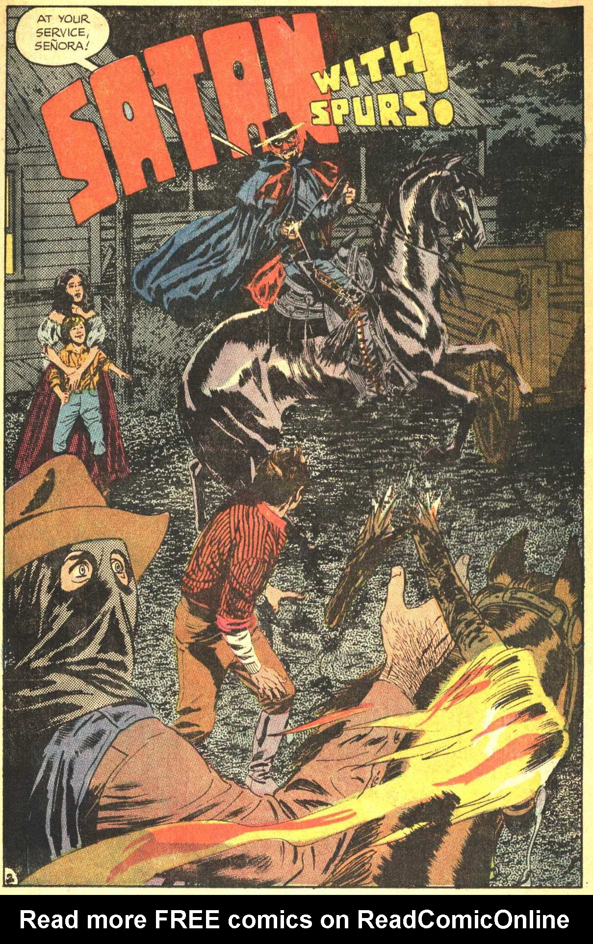 Read online All-Star Western (1970) comic -  Issue #4 - 19