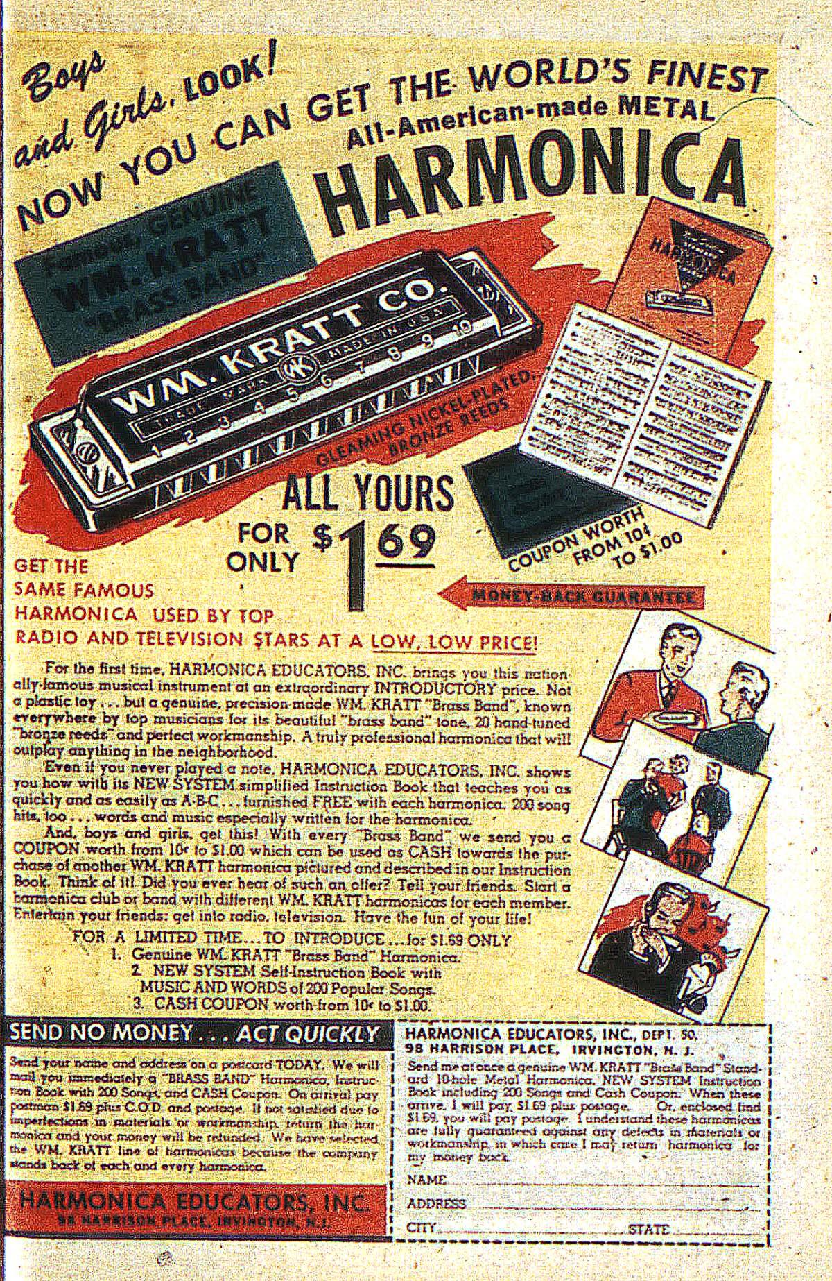Read online Marvel Boy (1950) comic -  Issue #2 - 22