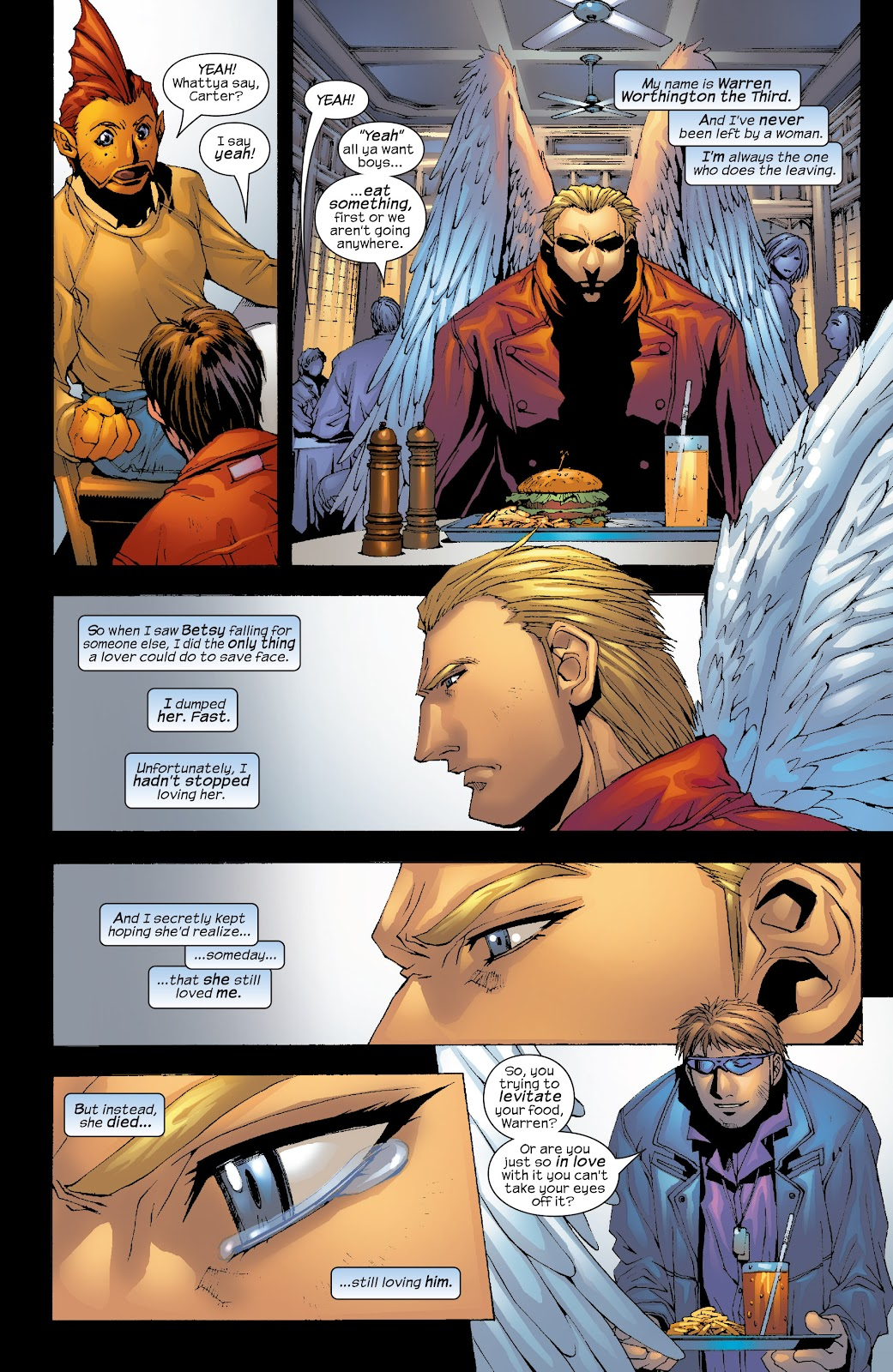 Read online X-Men: Unstoppable comic -  Issue # TPB (Part 3) - 3