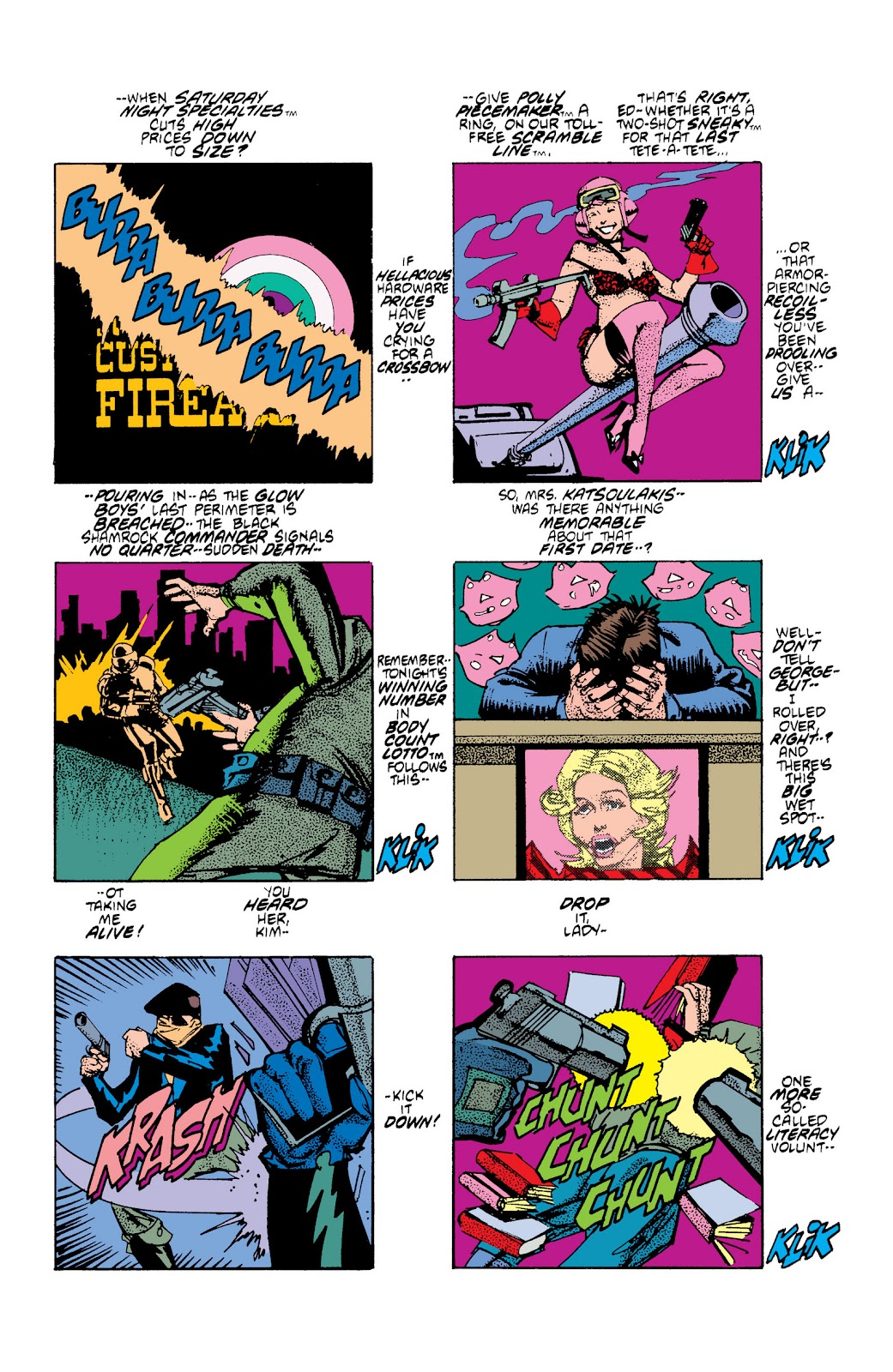 American Flagg! issue Definitive Collection (Part 1) - Page 15