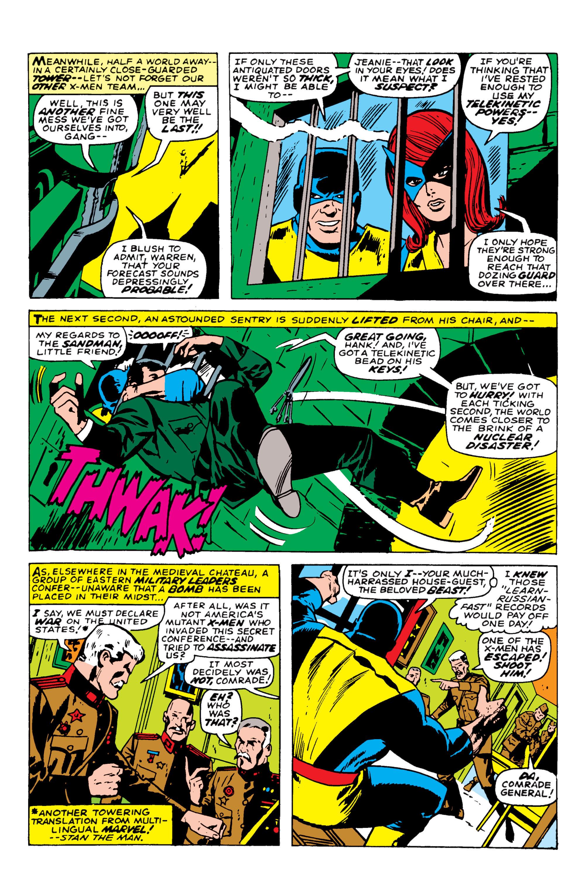 Uncanny X-Men (1963) 39 Page 4