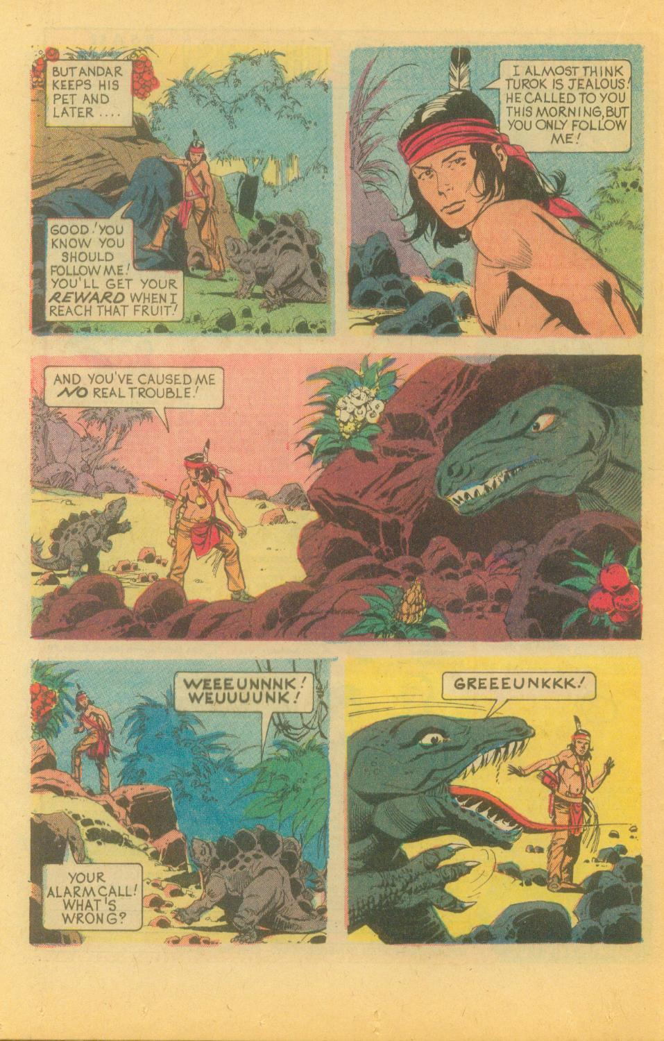 Read online Turok, Son of Stone comic -  Issue #89 - 24