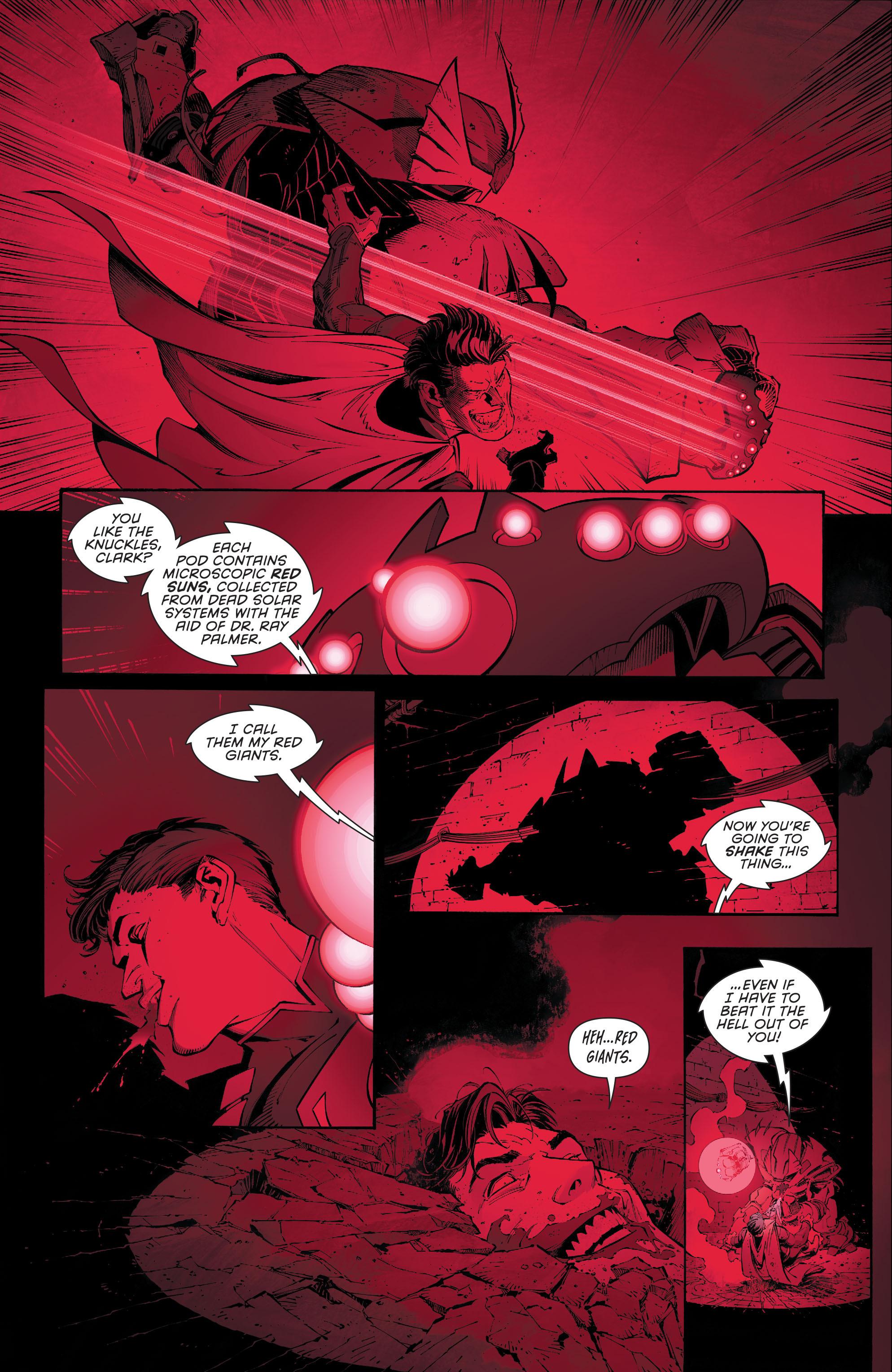 Read online Batman (2011) comic -  Issue # _TPB 7 - 34