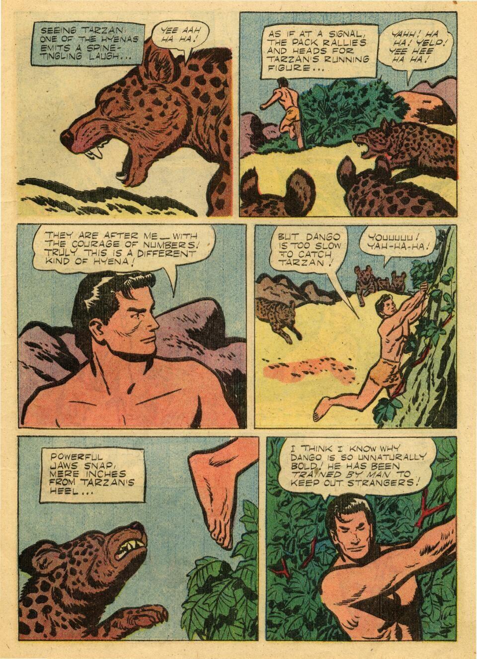 Tarzan (1948) issue 72 - Page 9