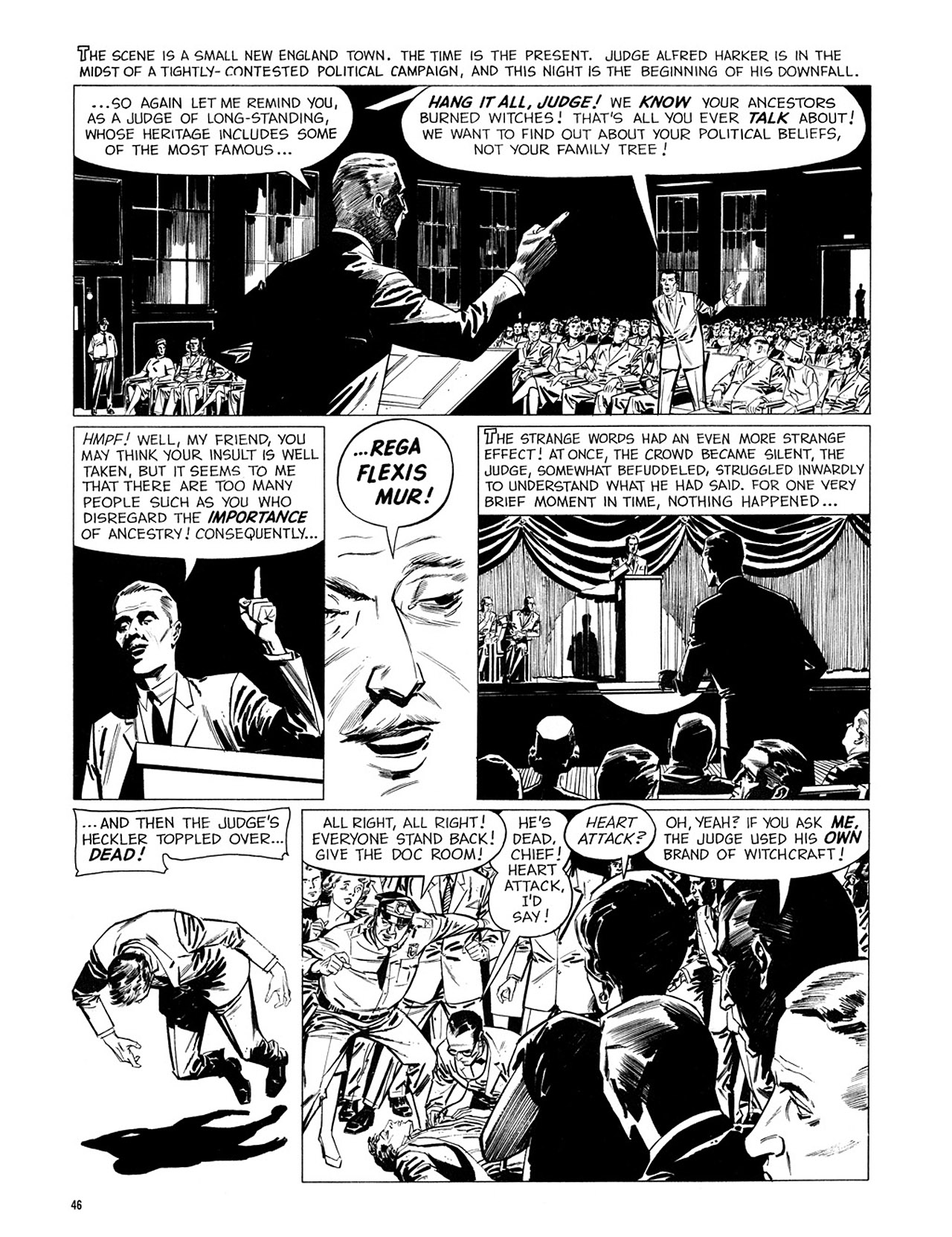 Read online Eerie Archives comic -  Issue # TPB 2 - 47