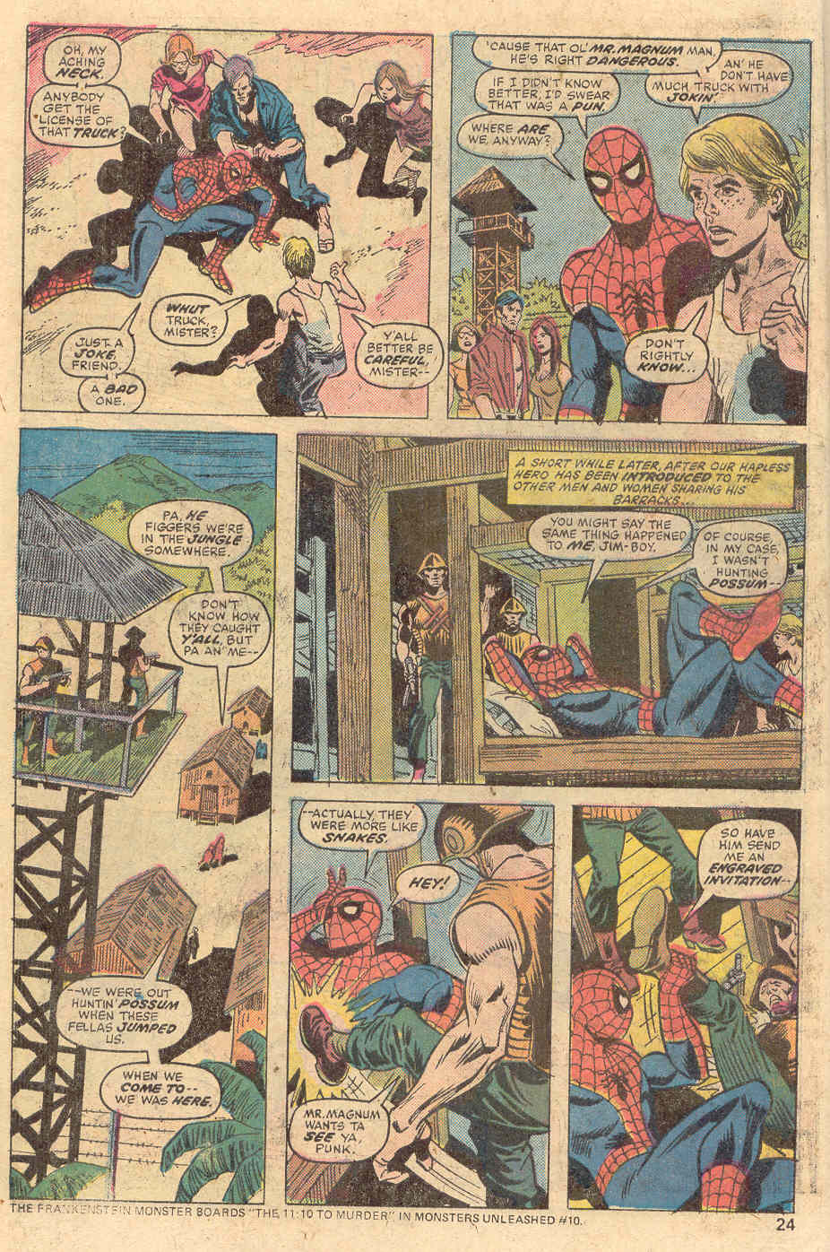 Giant-Size Spider-Man (1974) issue 4 - Page 20