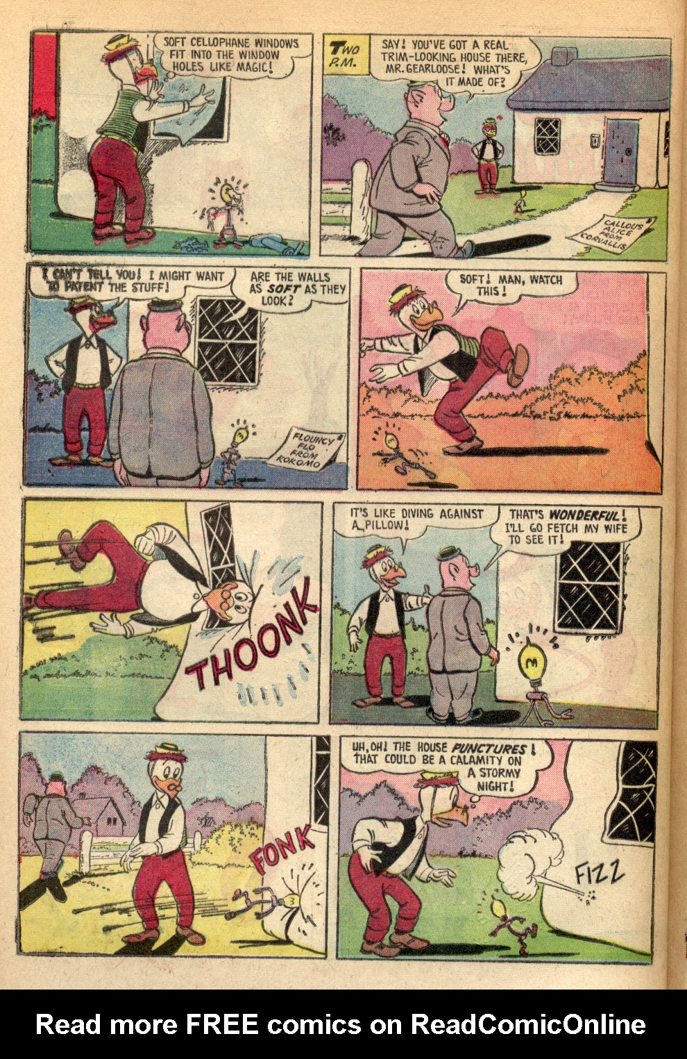 Read online Uncle Scrooge (1953) comic -  Issue #72 - 24