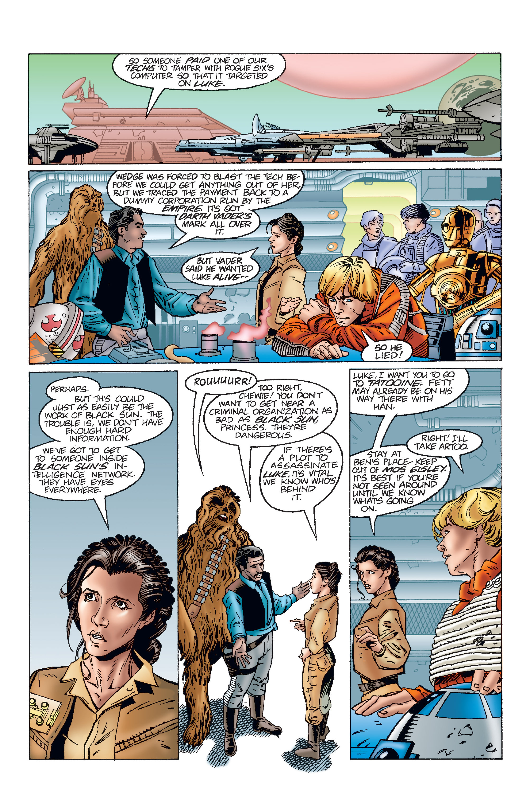 Read online Star Wars Omnibus comic -  Issue # Vol. 11 - 49