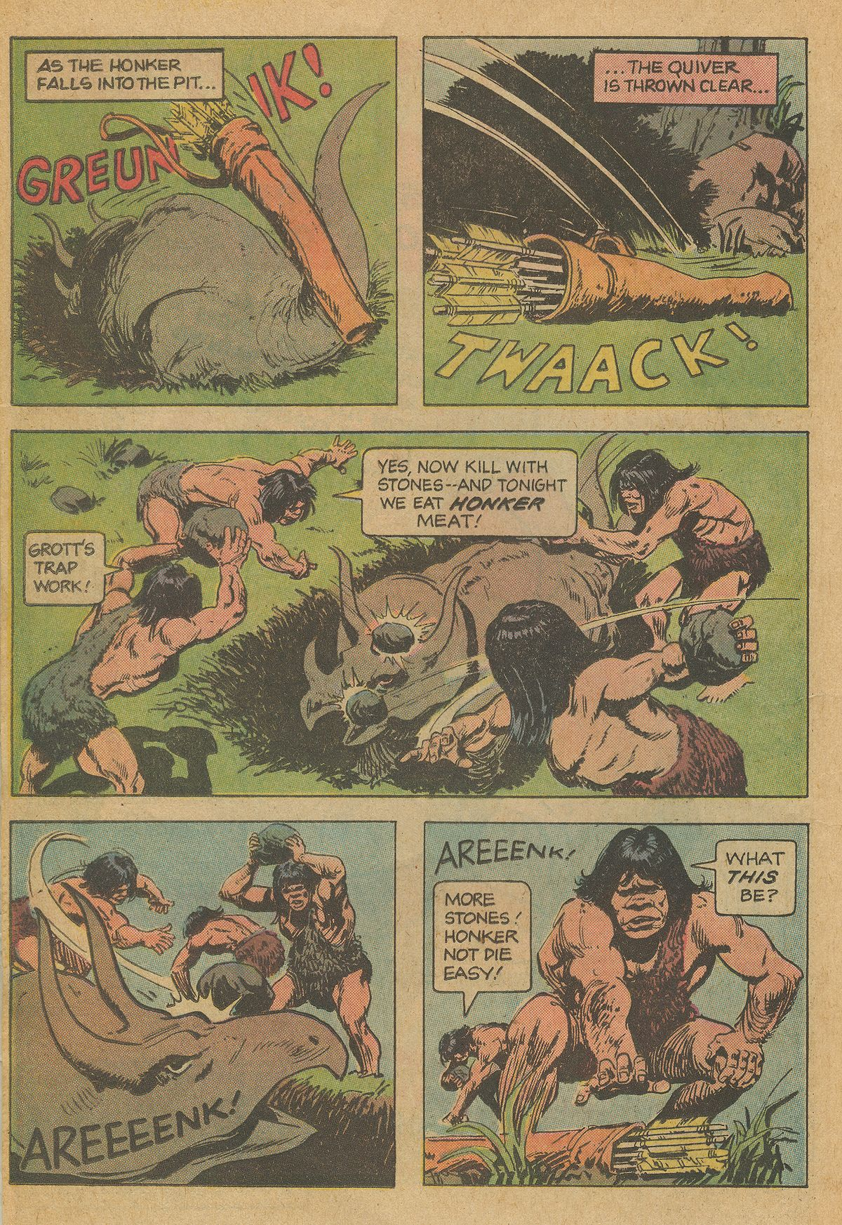Read online Turok, Son of Stone comic -  Issue #126 - 24