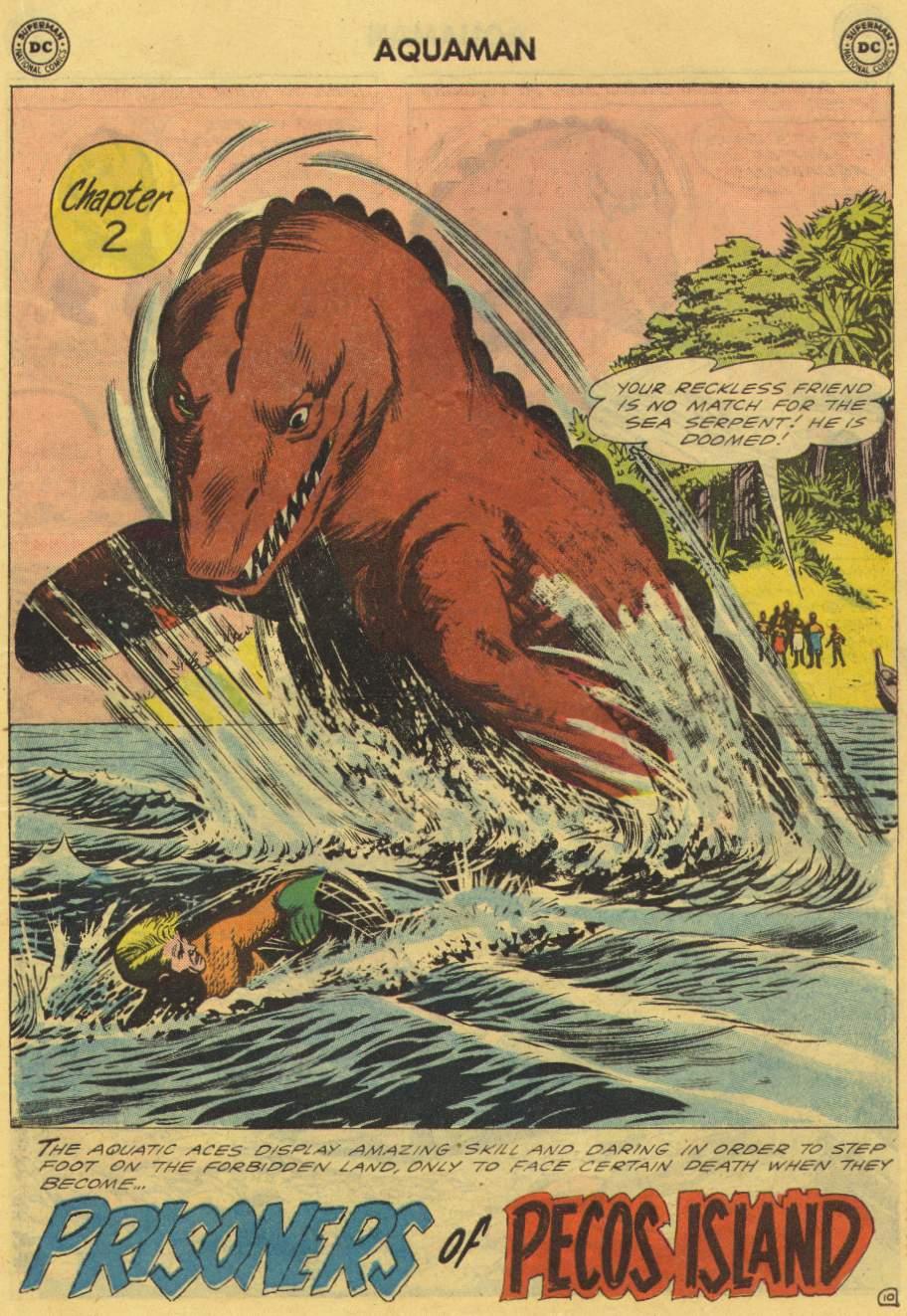 Read online Aquaman (1962) comic -  Issue #2 - 15