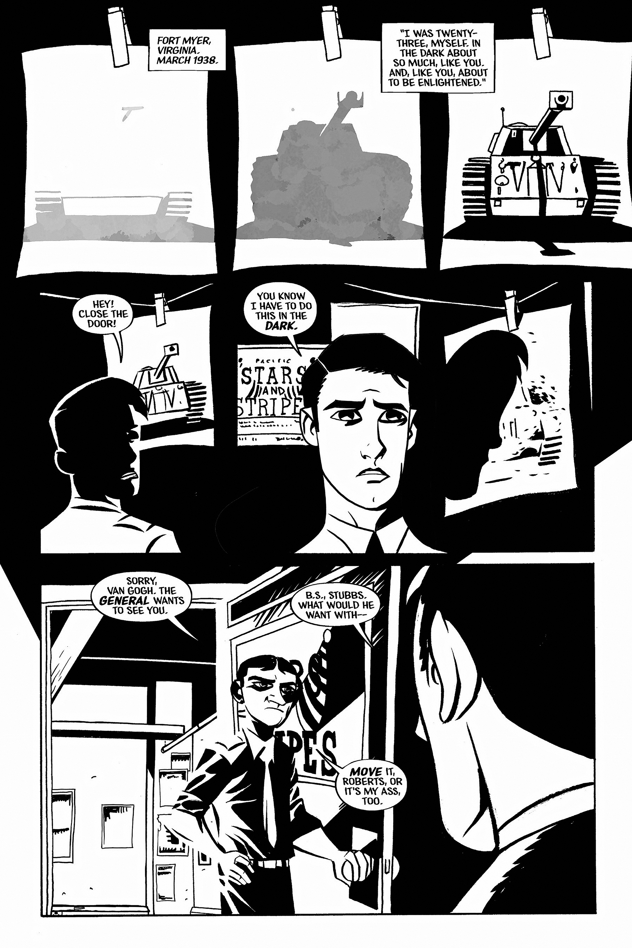 Read online Aleister & Adolf comic -  Issue # TPB - 15