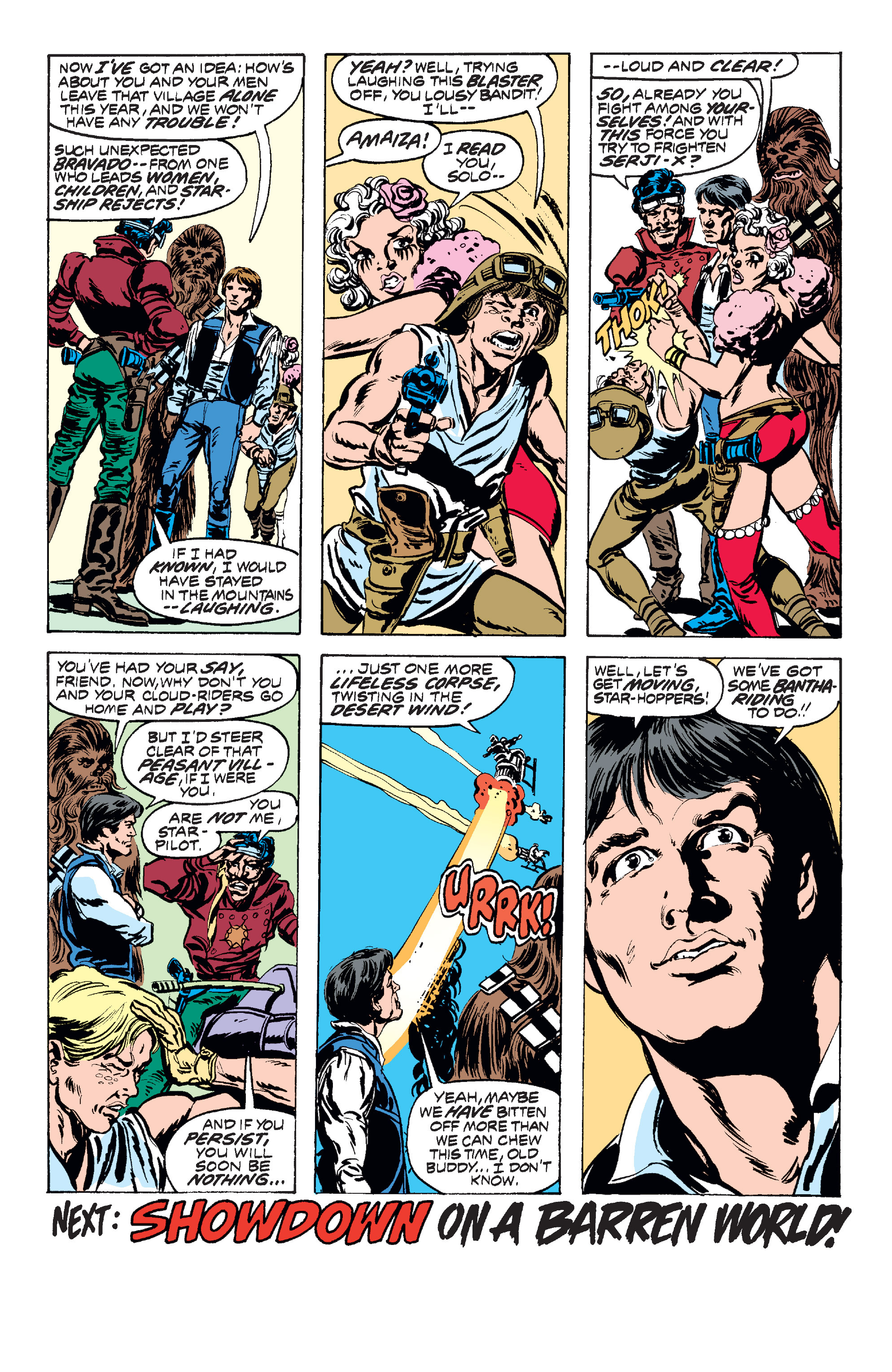 Read online Star Wars Omnibus comic -  Issue # Vol. 13 - 151