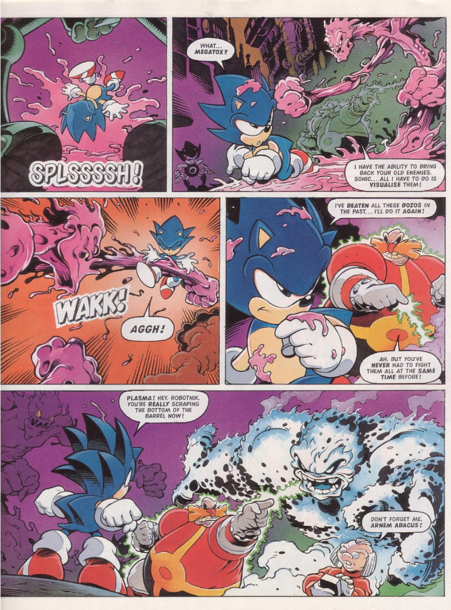 Read online Sonic the Comic comic -  Issue #130 - 5