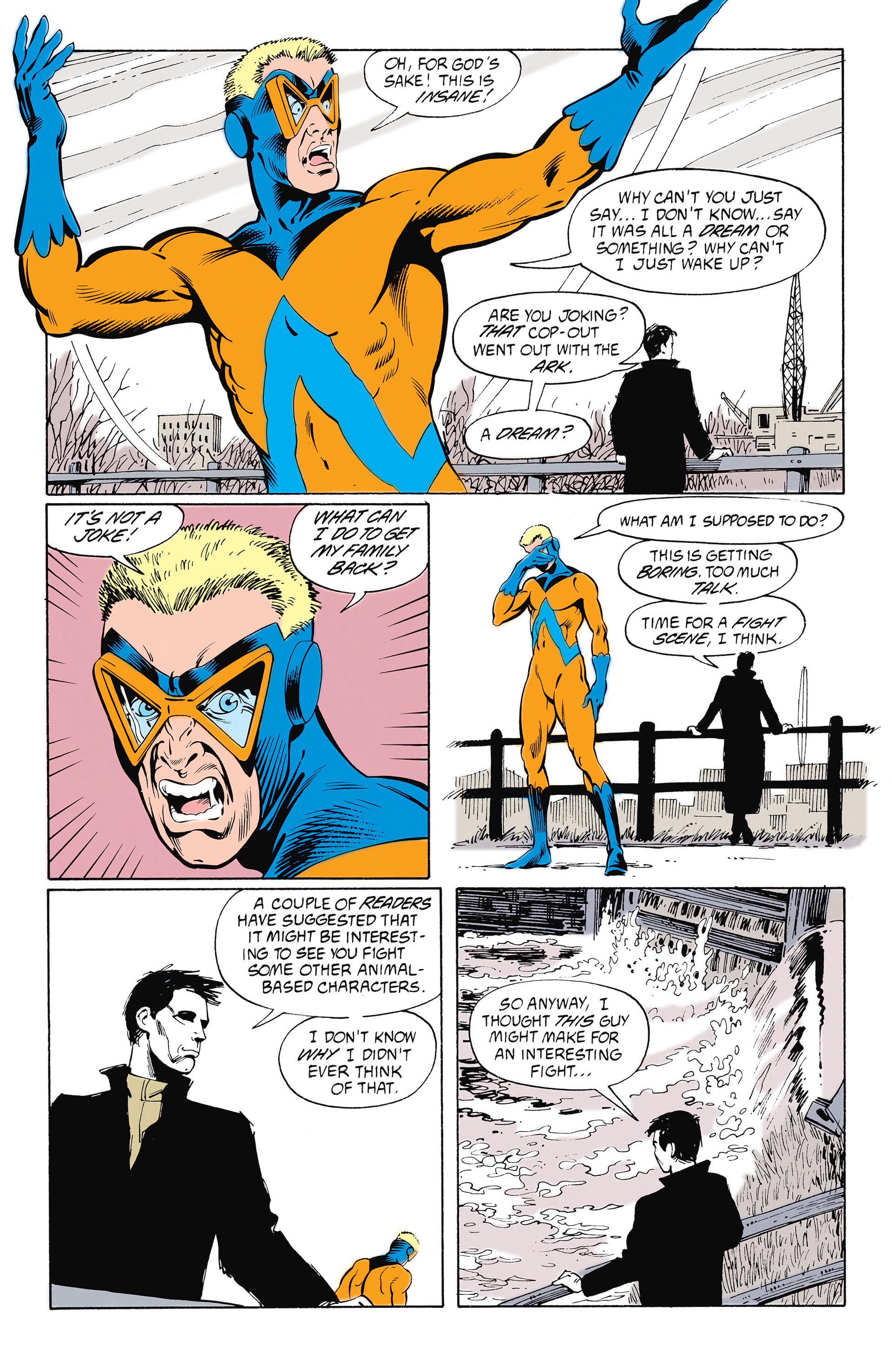 Read online Animal Man (1988) comic -  Issue #26 - 15