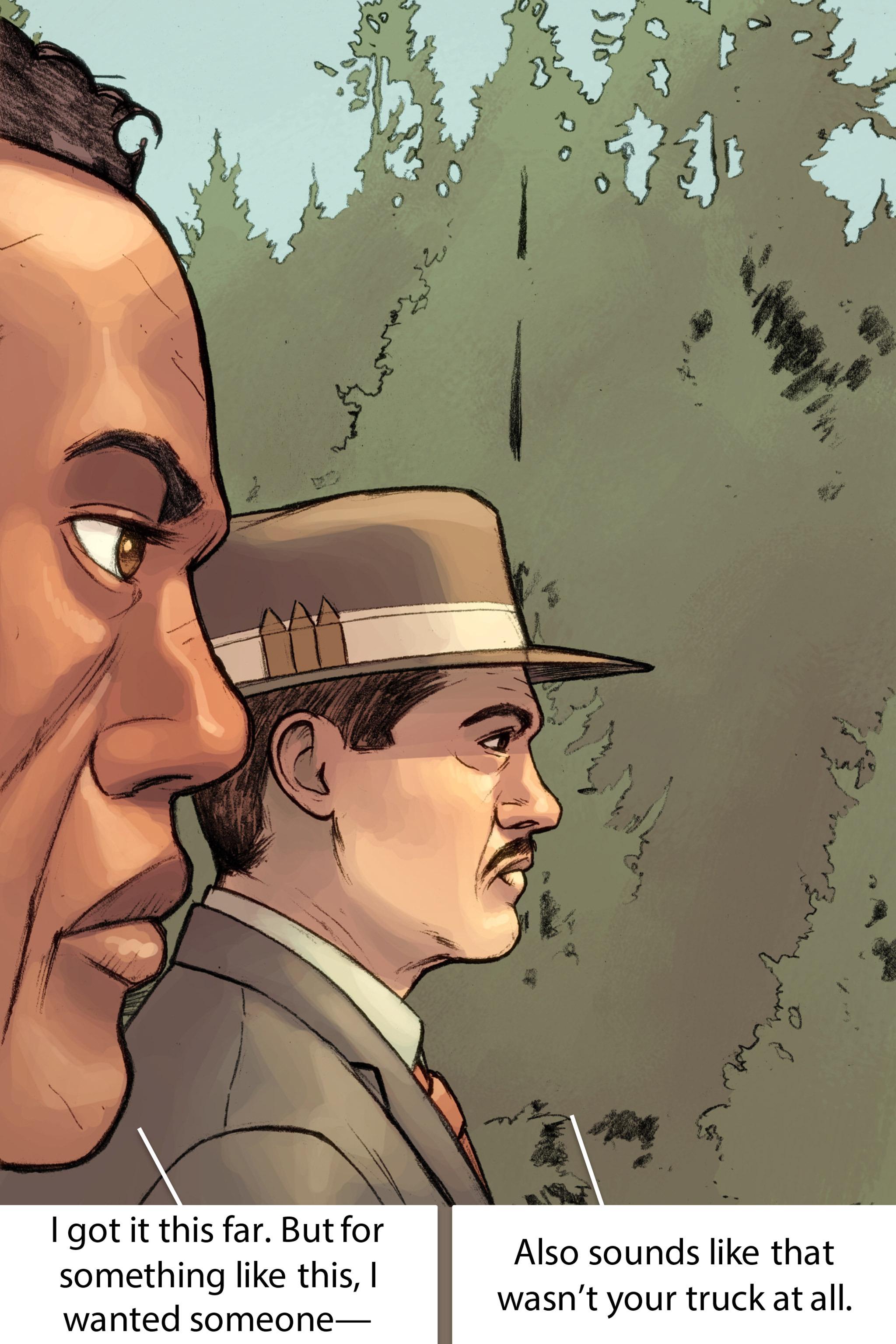 Read online Soul comic -  Issue #2 - 62