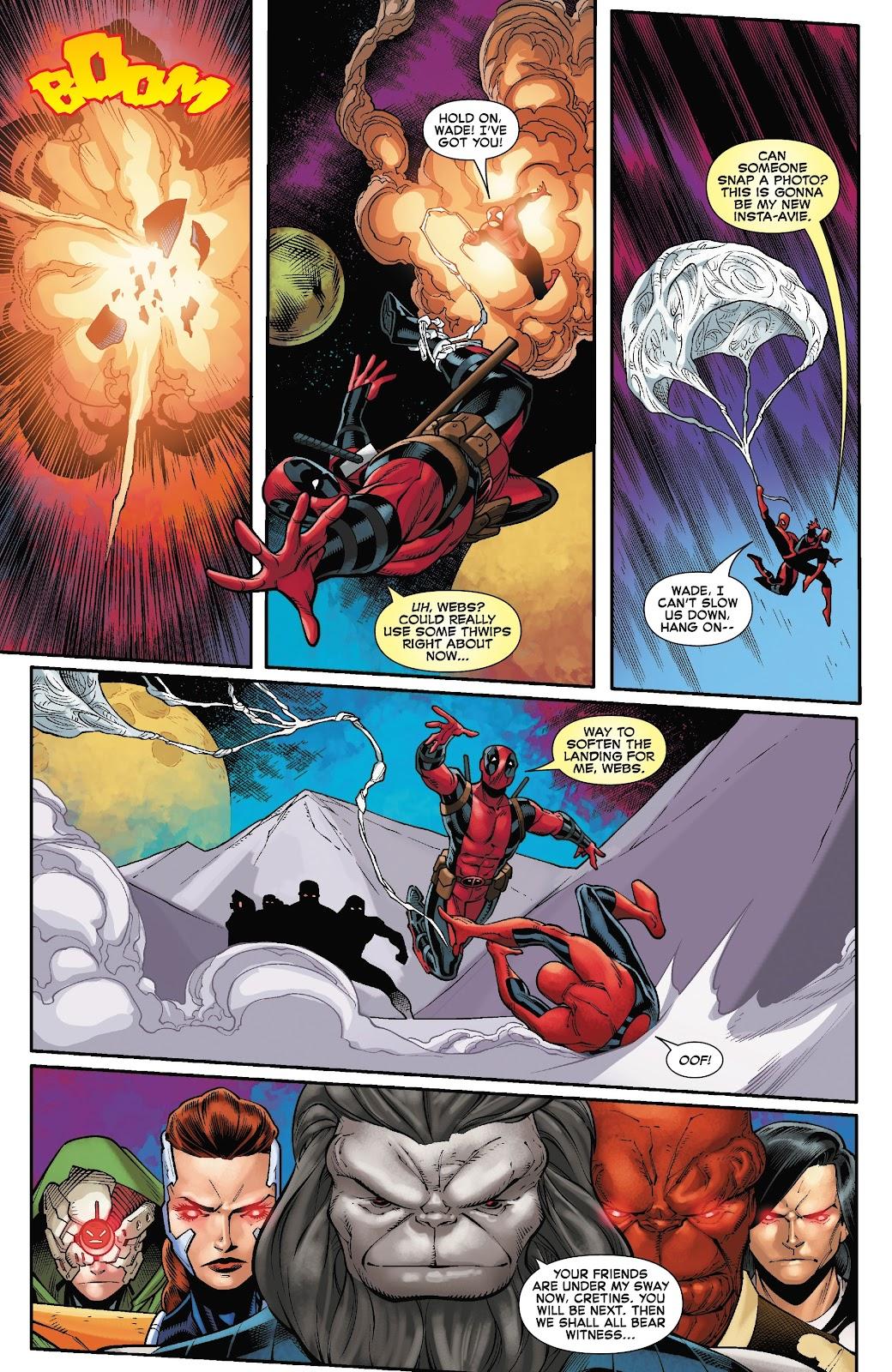 Read online Spider-Man/Deadpool comic -  Issue #45 - 14