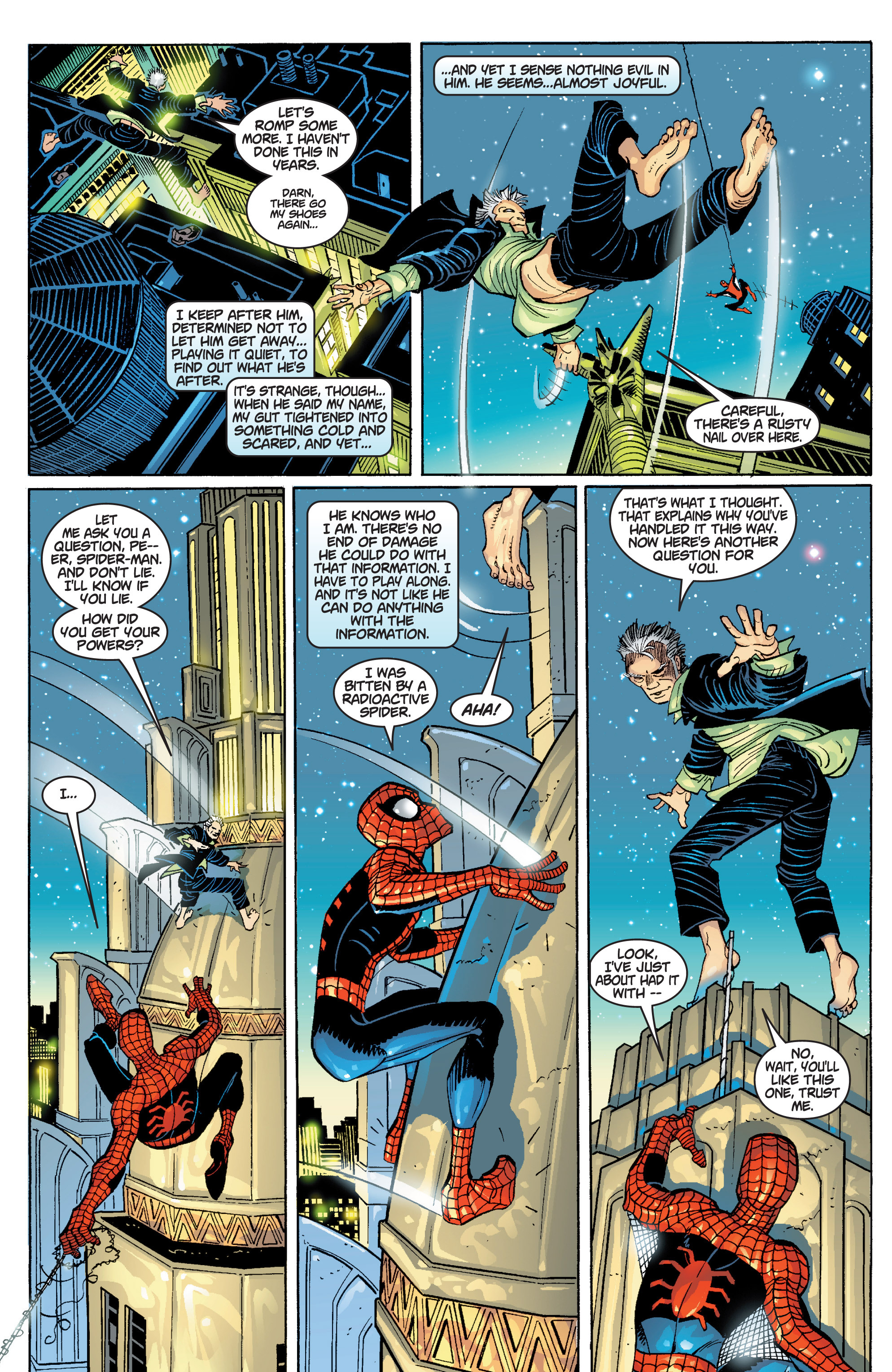 The Amazing Spider-Man (1999) 30 Page 14