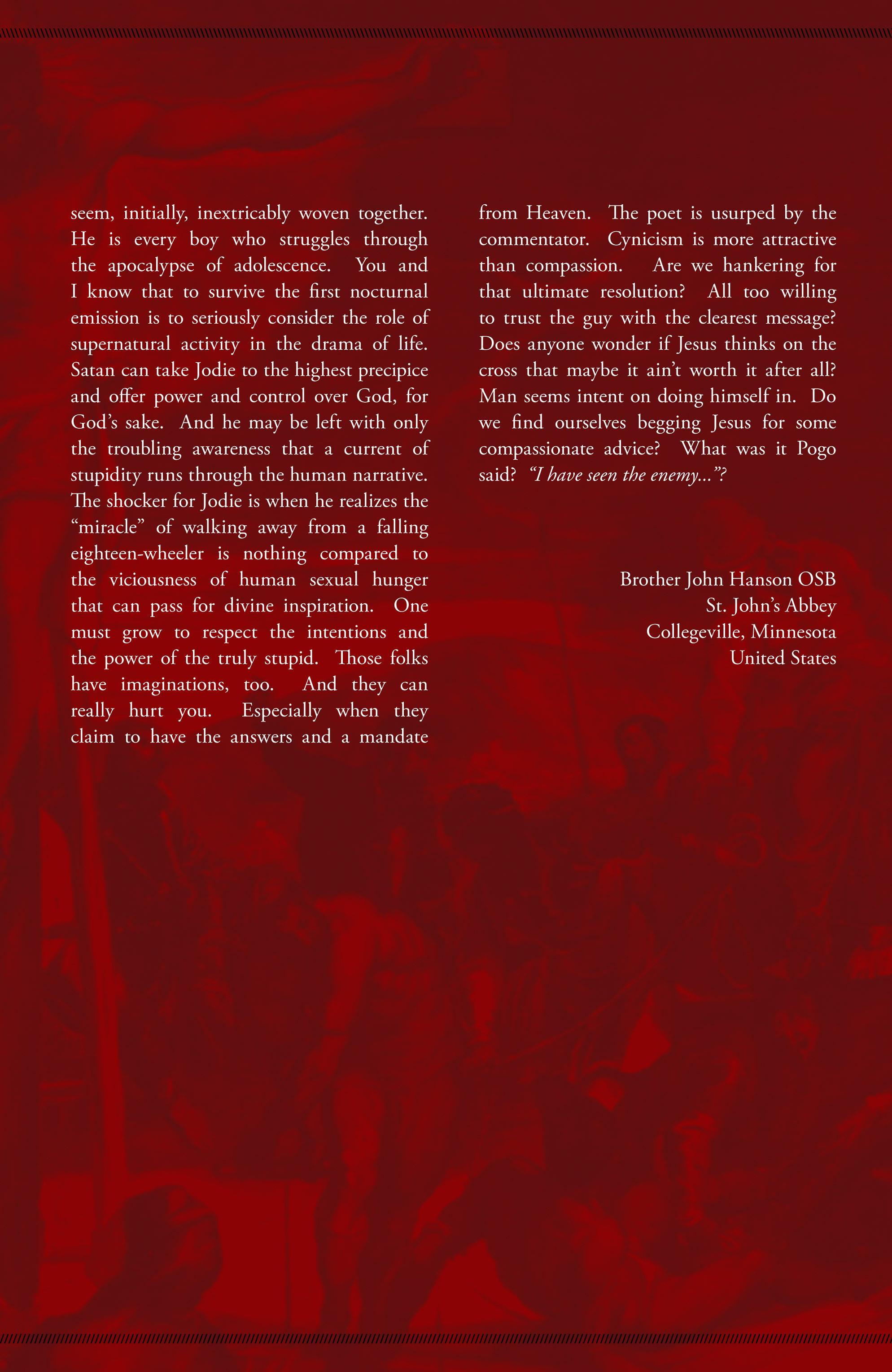 Read online American Jesus comic -  Issue # TPB - 88