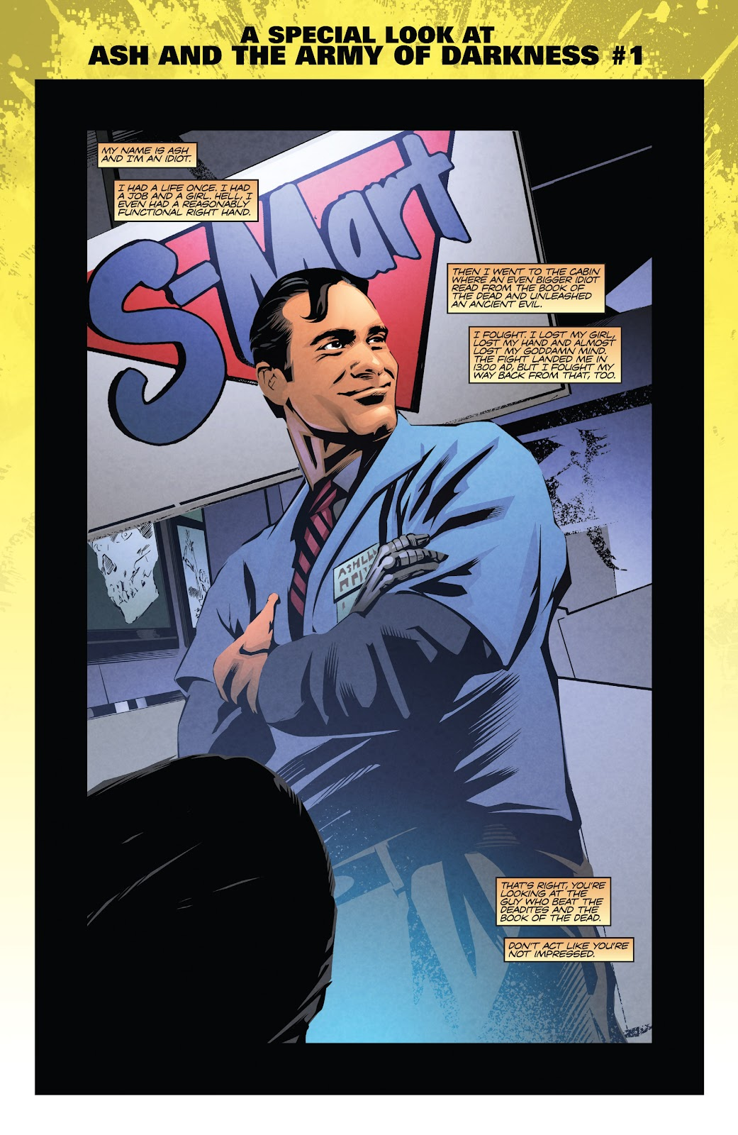 Read online Codename: Action comic -  Issue #3 - 29