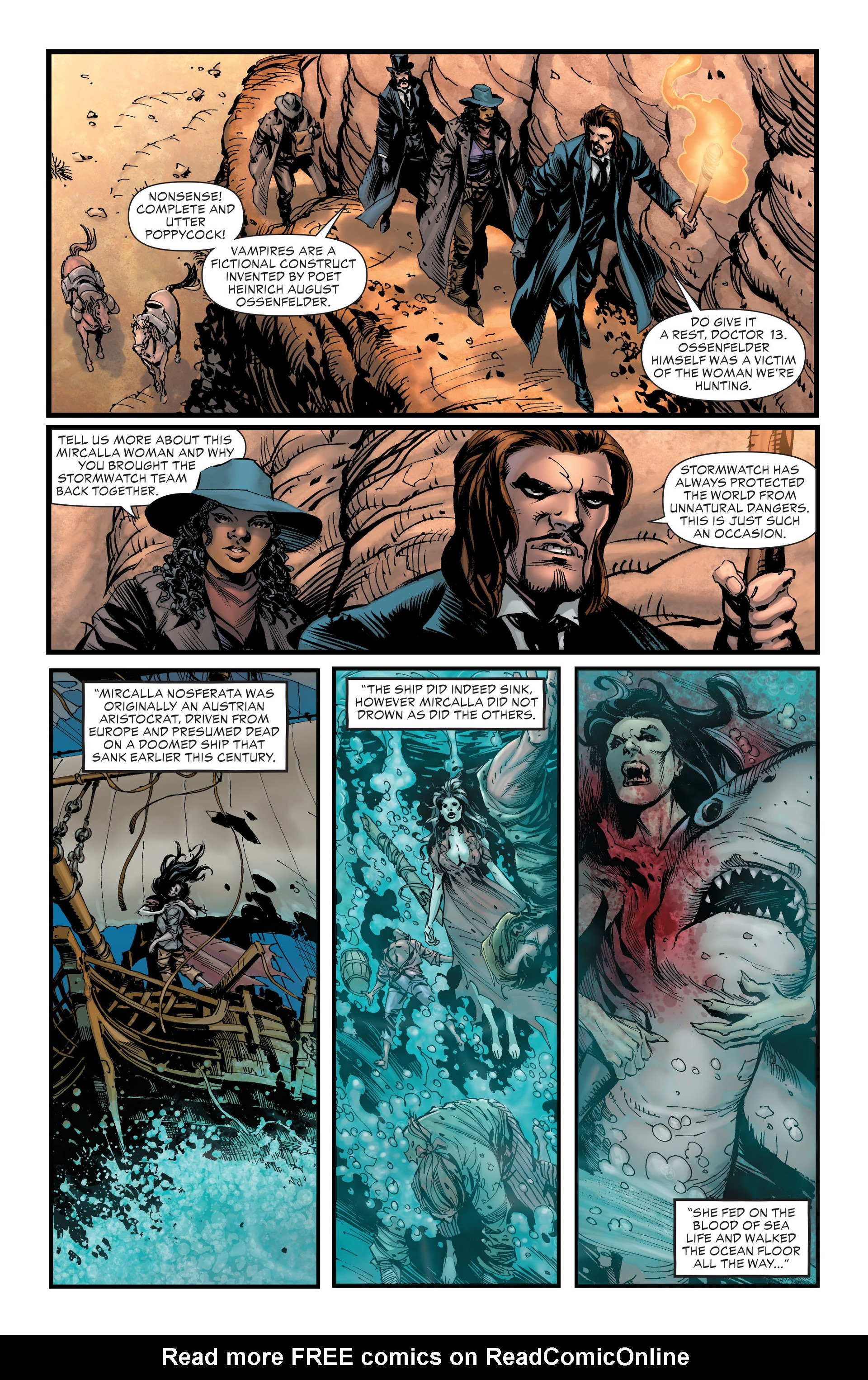 Read online All-Star Western (2011) comic -  Issue #20 - 24