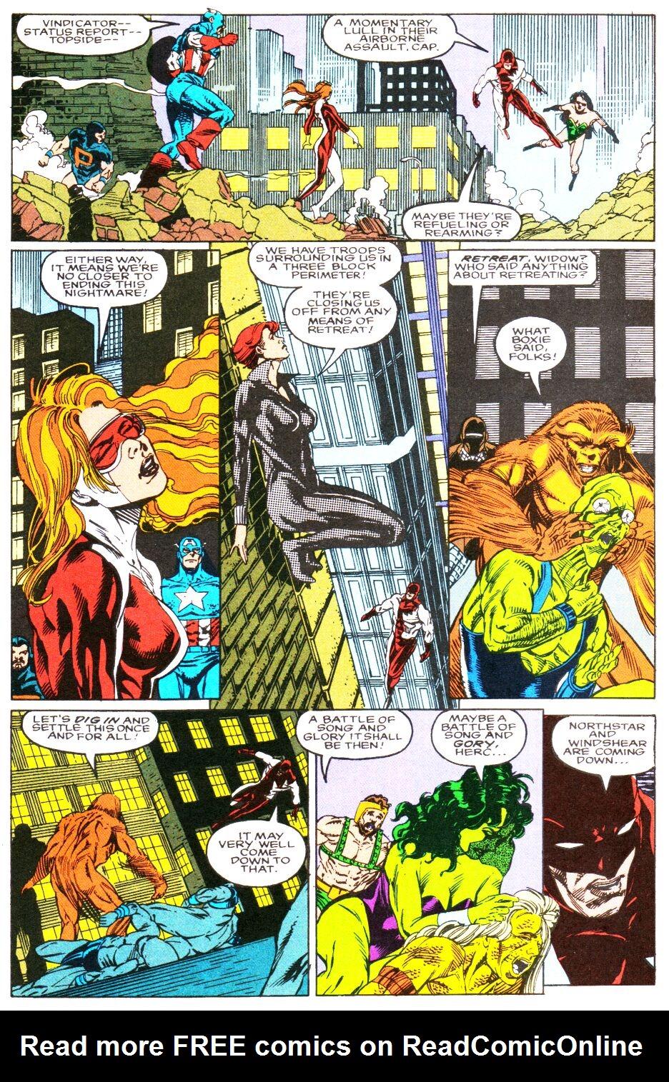 Read online Alpha Flight Special comic -  Issue #3 - 15