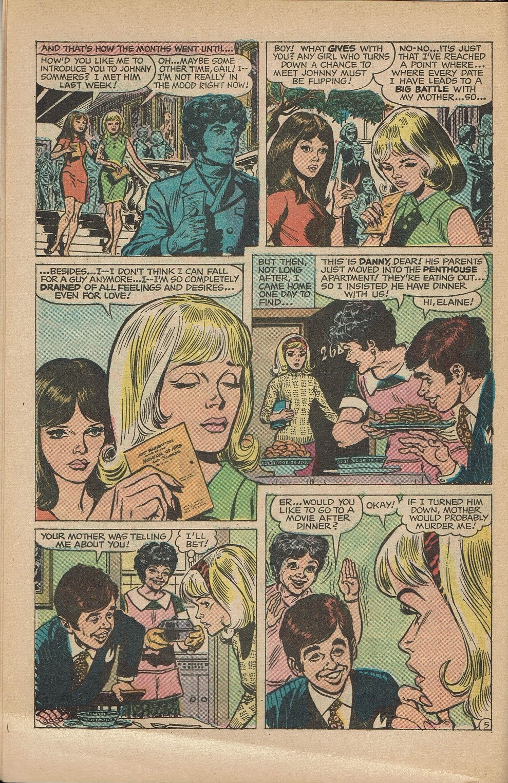 Read online Secret Hearts comic -  Issue #151 - 8