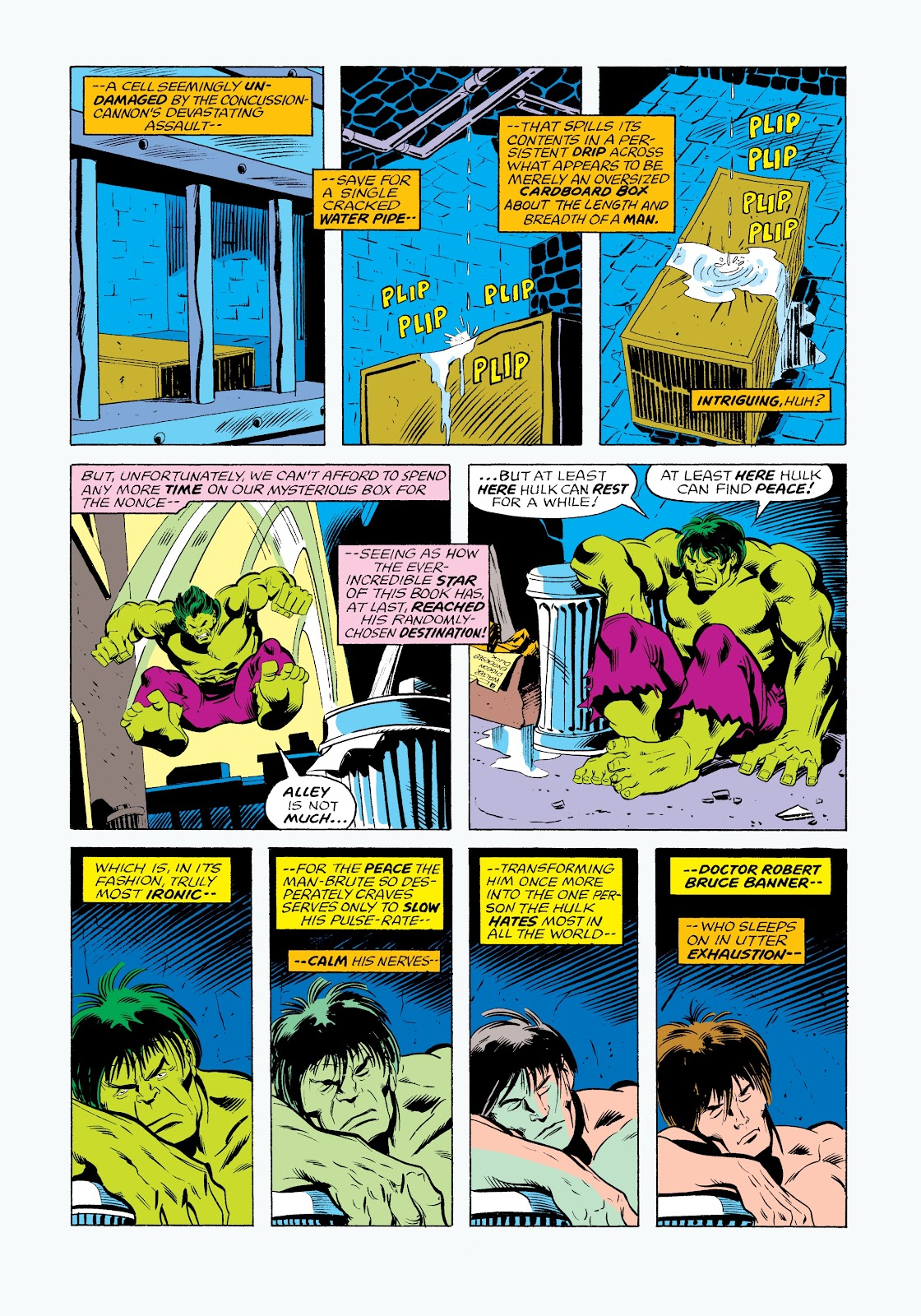 Read online Marvel Masterworks: The Incredible Hulk comic -  Issue # TPB 12 (Part 3) - 53