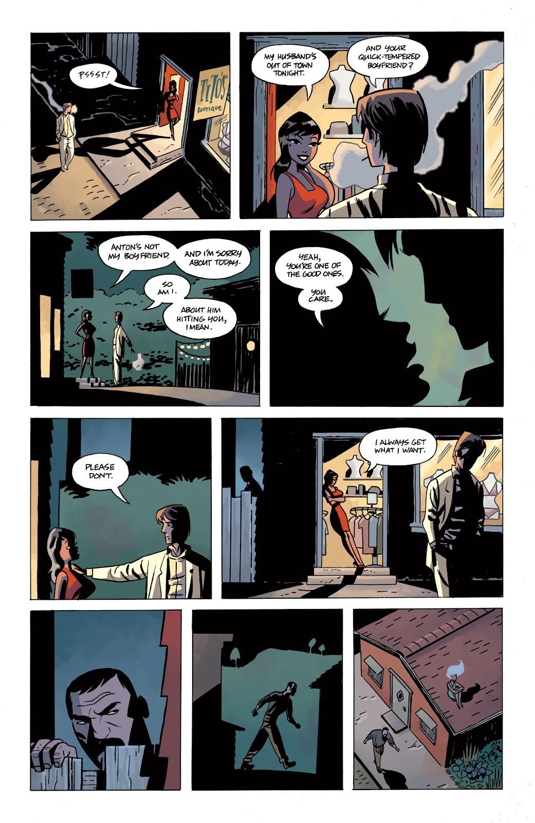 Read online The Twilight Children comic -  Issue #2 - 17