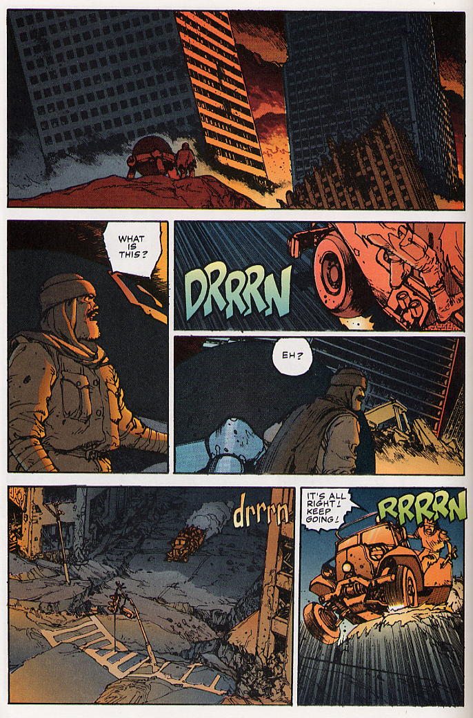 Read online Akira comic -  Issue #22 - 56