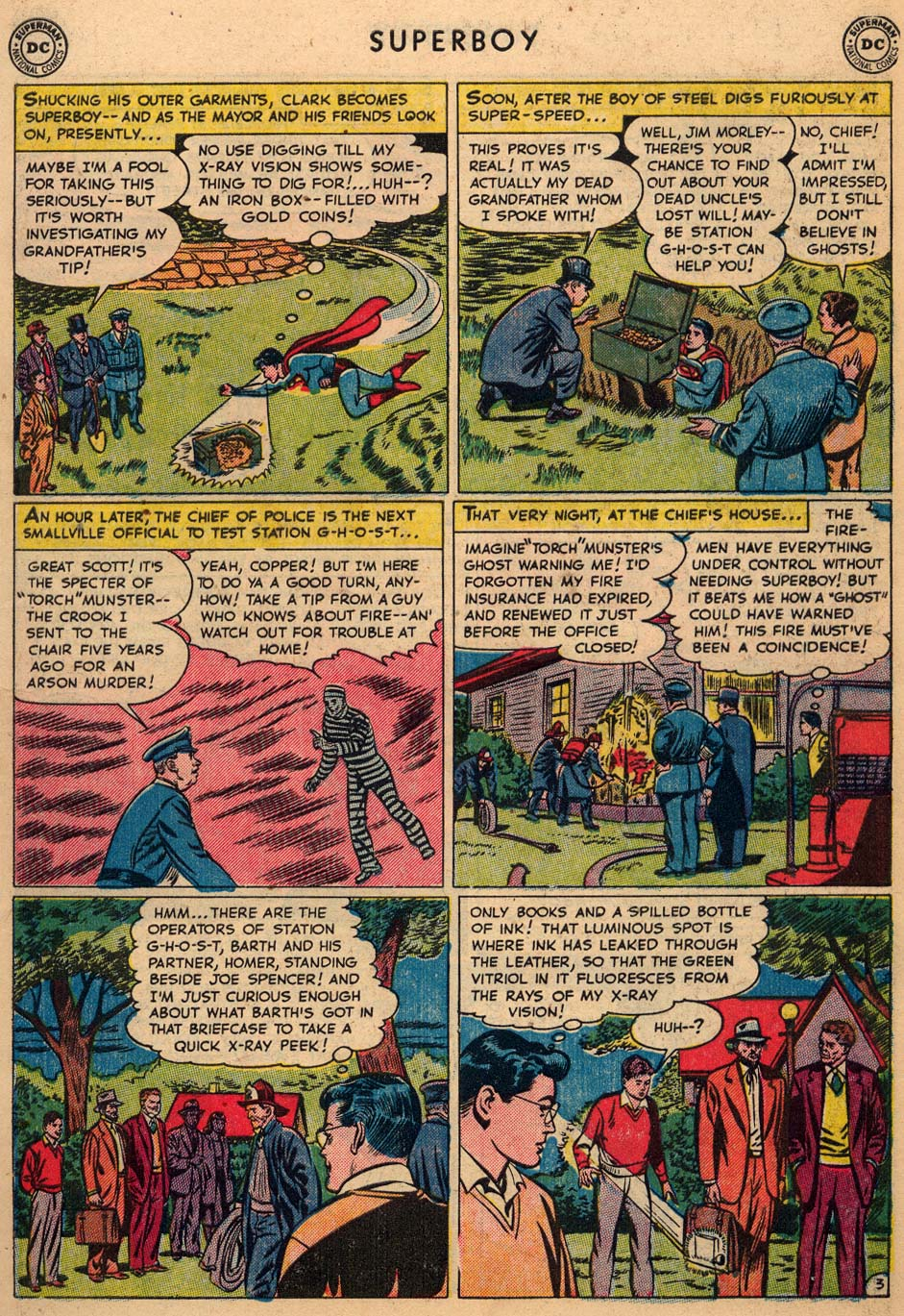 Superboy (1949) issue 20 - Page 4