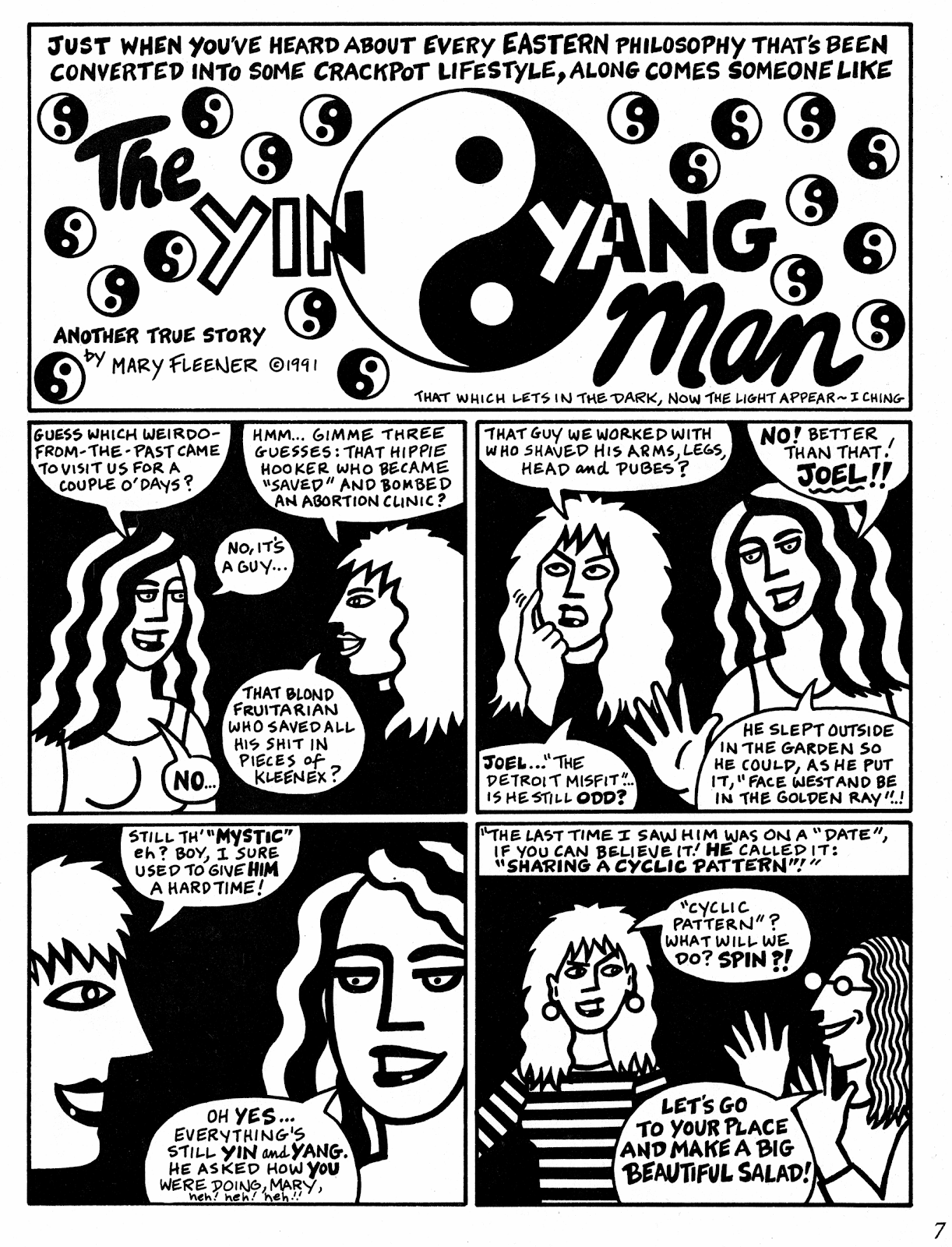 Drawn & Quarterly (1990) issue 7 - Page 9
