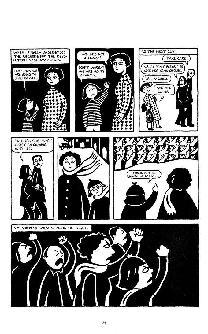 Persepolis Tpb 1 Viewcomic Reading Comics Online For Free 2019