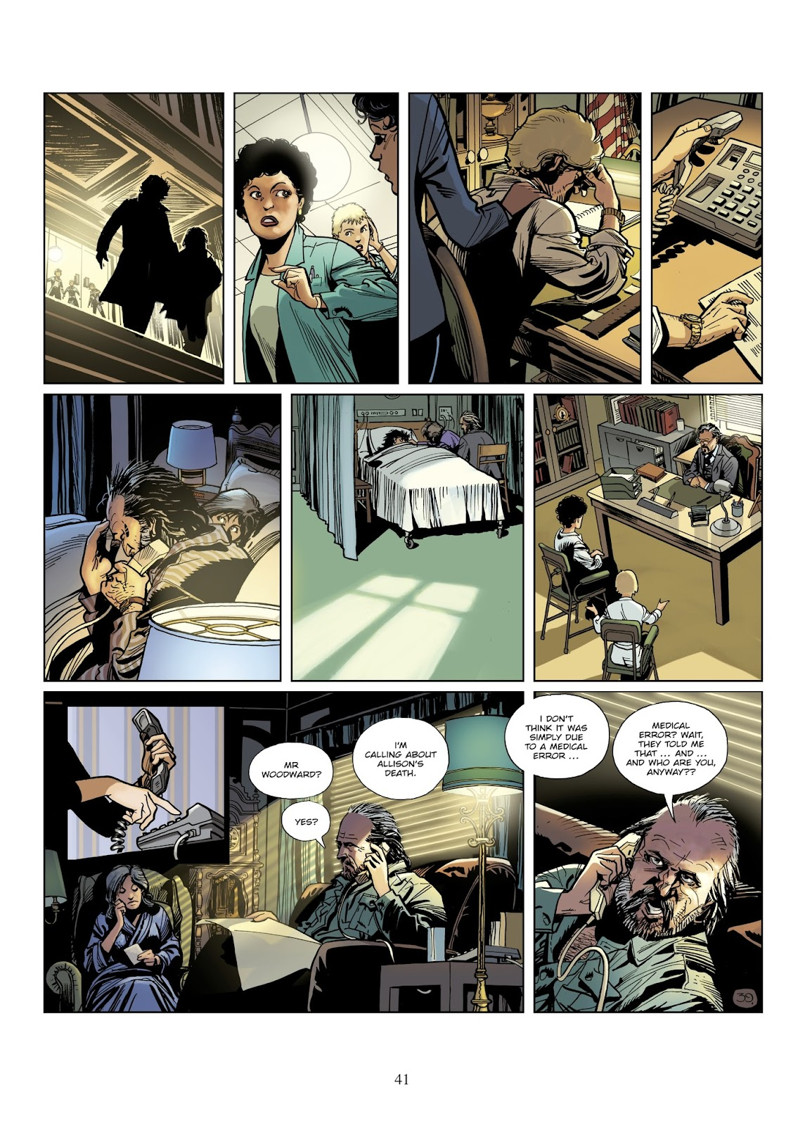 XIII Mystery issue 8 - Page 43
