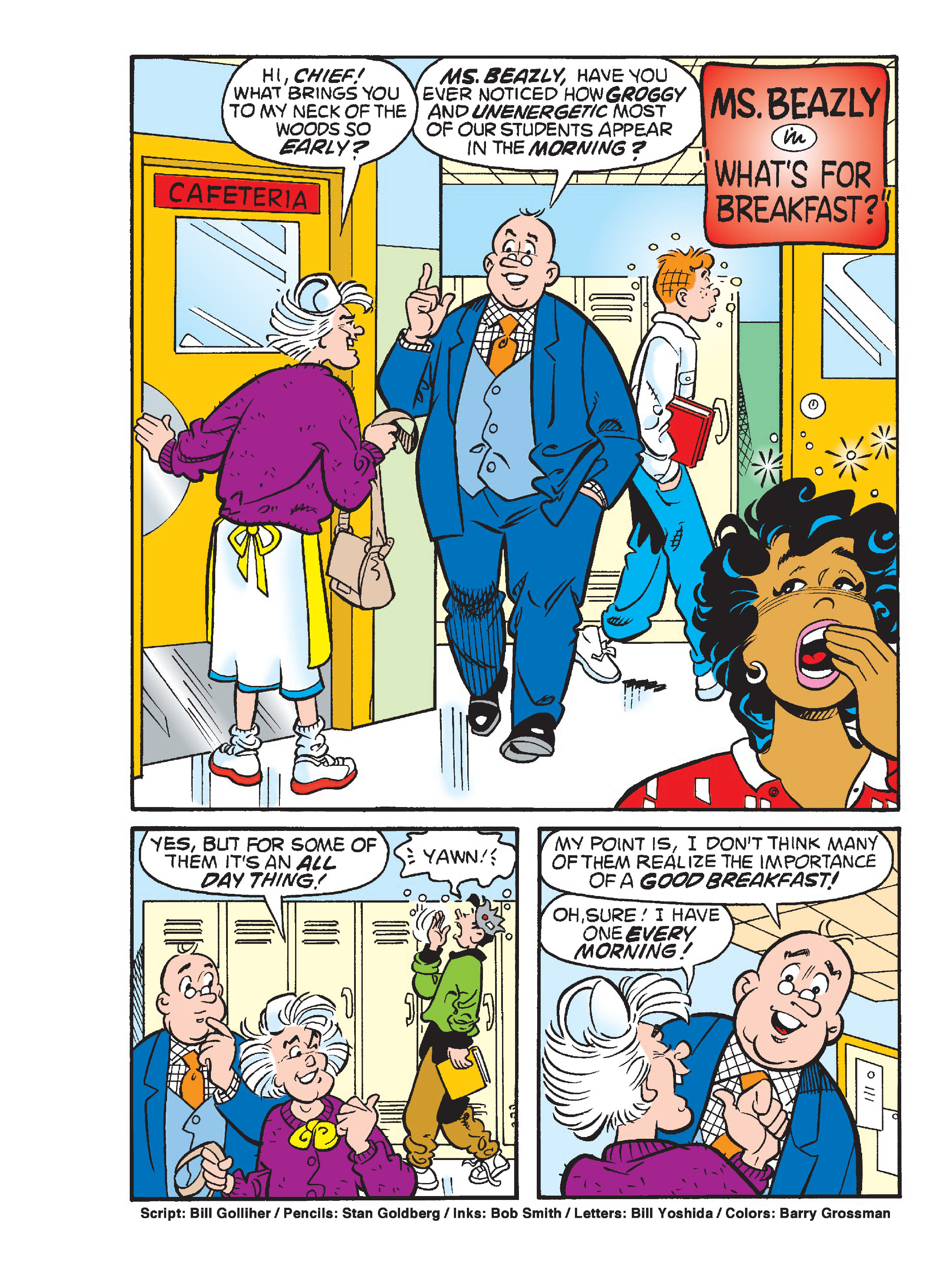 Read online World of Archie Double Digest comic -  Issue #64 - 103