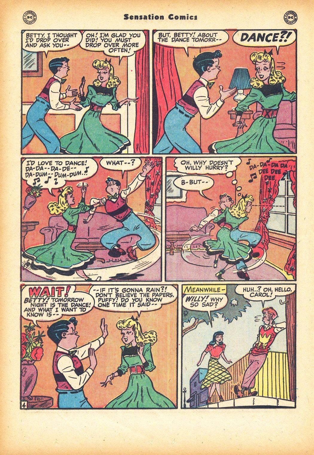 Read online Sensation (Mystery) Comics comic -  Issue #78 - 28