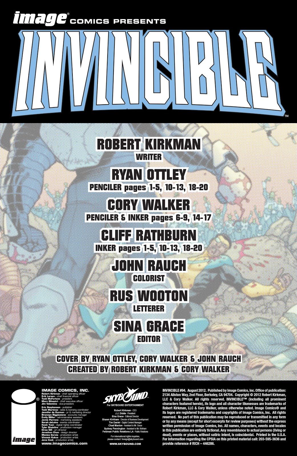 Invincible (2003) 94 Page 2